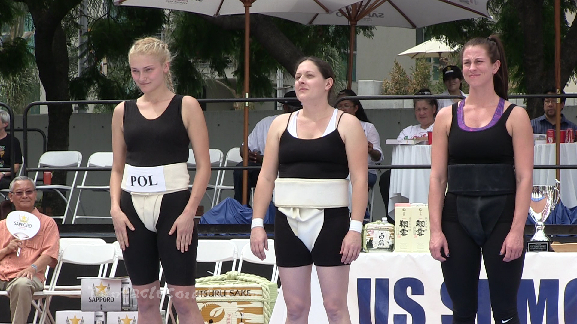 Lightweight Women Competition
