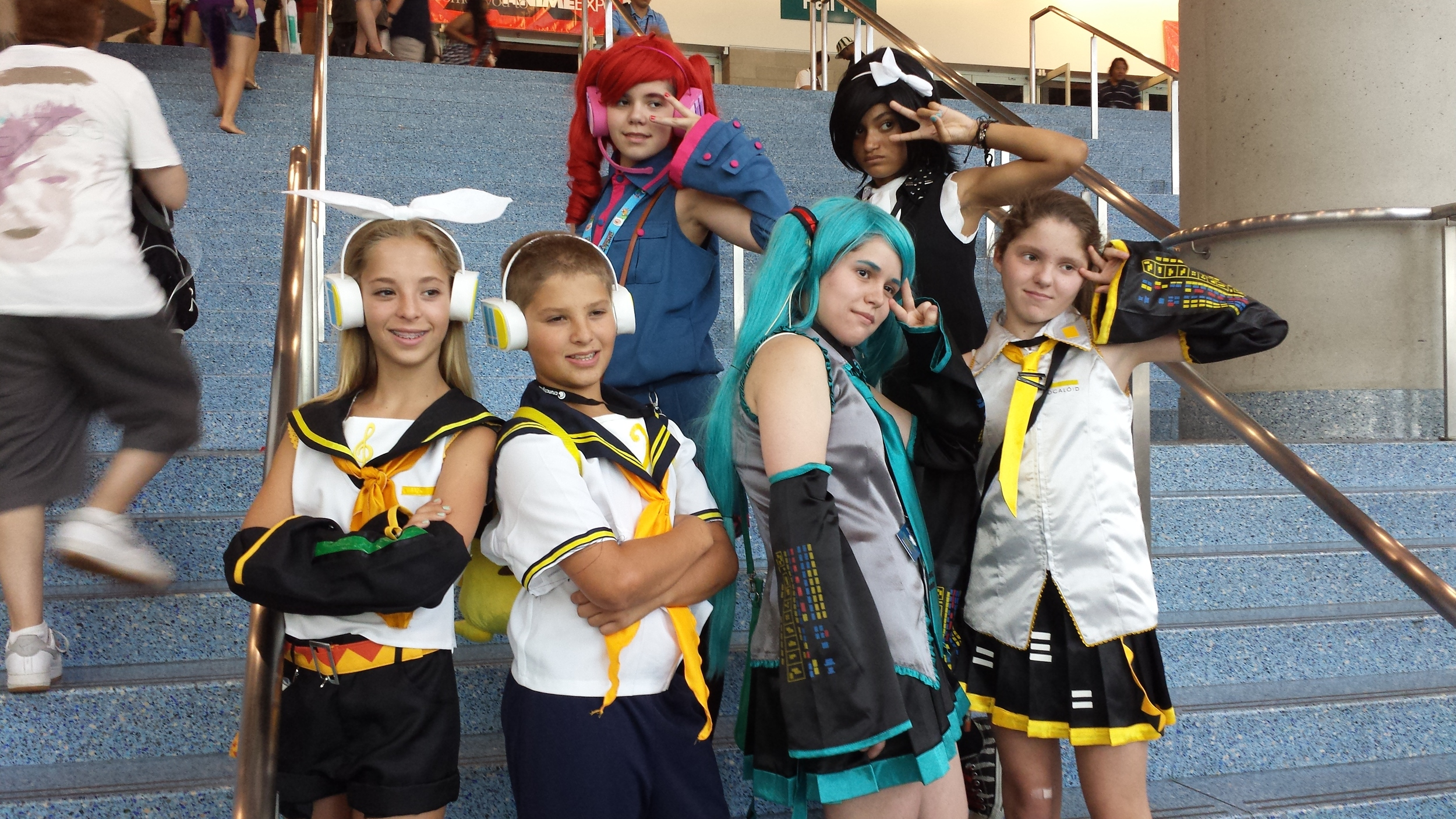 AnimeExpo 2013 - Ready for the show