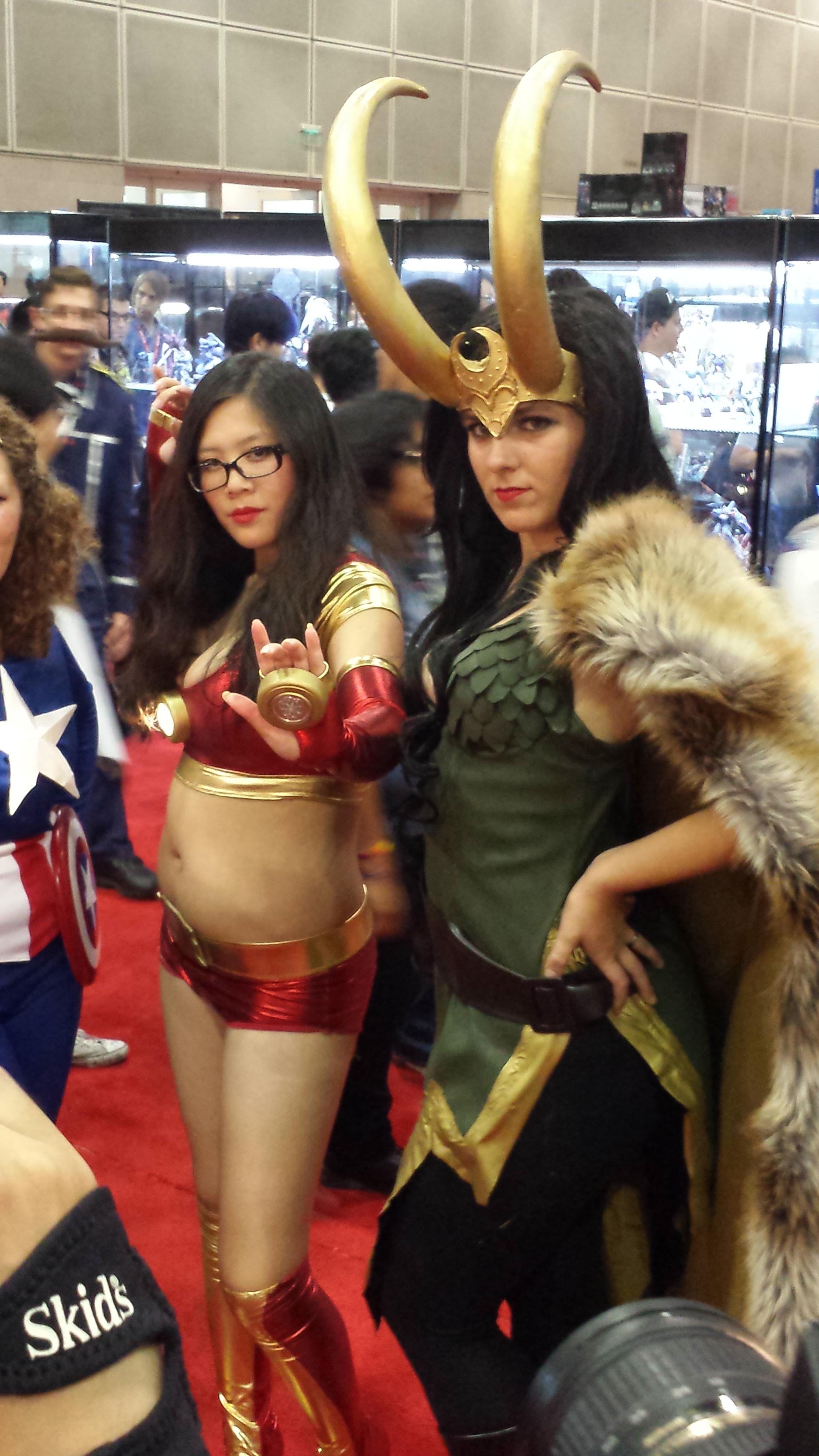 AnimeExpo 2013 - Avengers Assemble