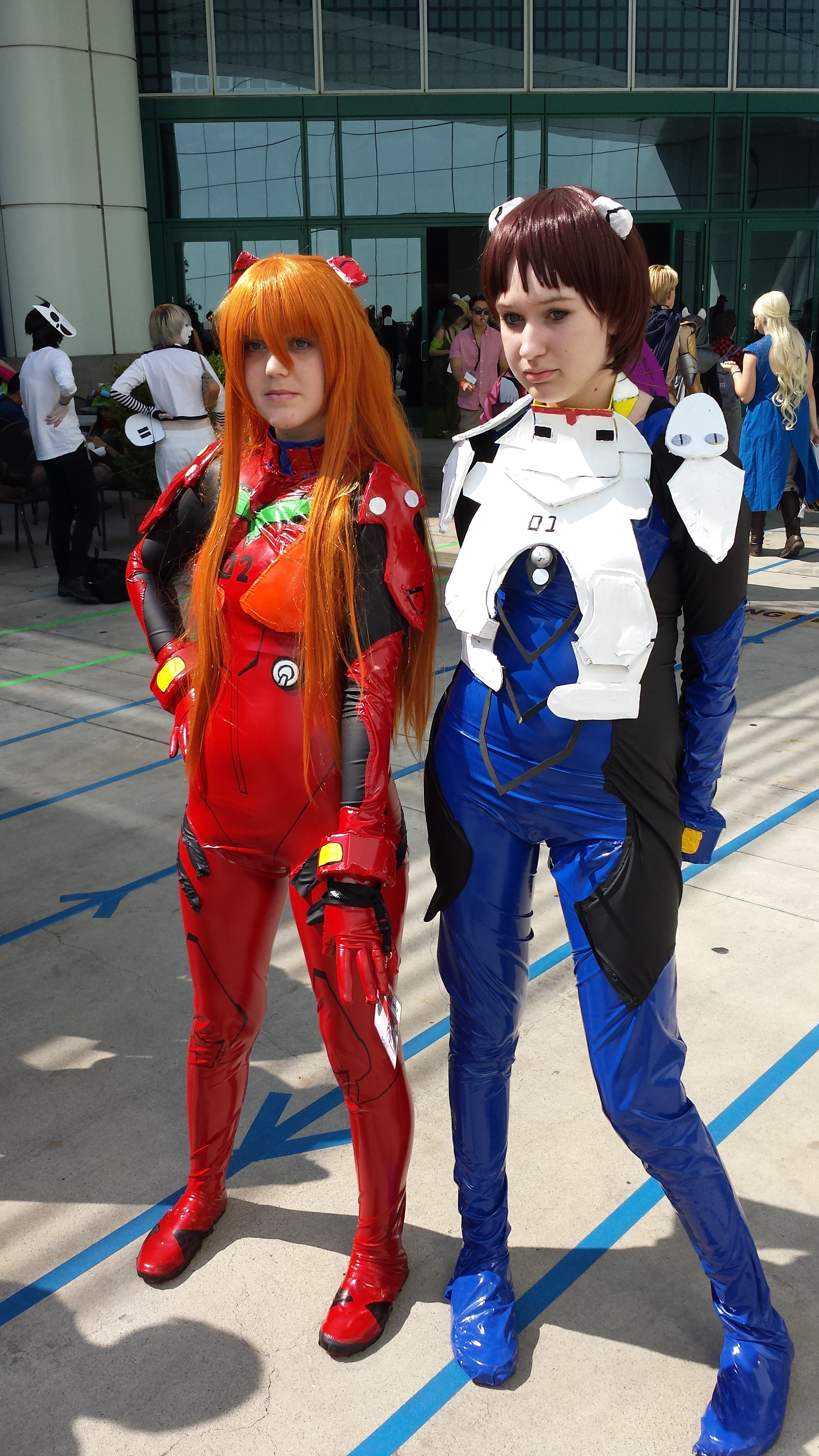 AnimeExpo 2013 - Shut up Shinji!