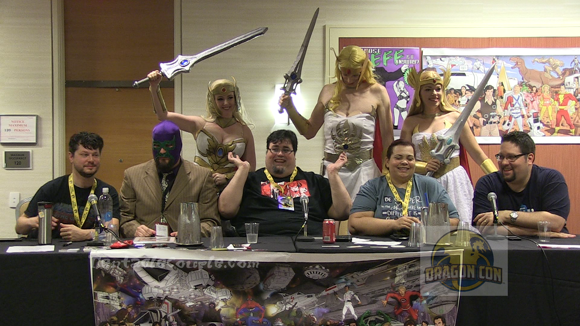 She-Ra and the Panel of Honor