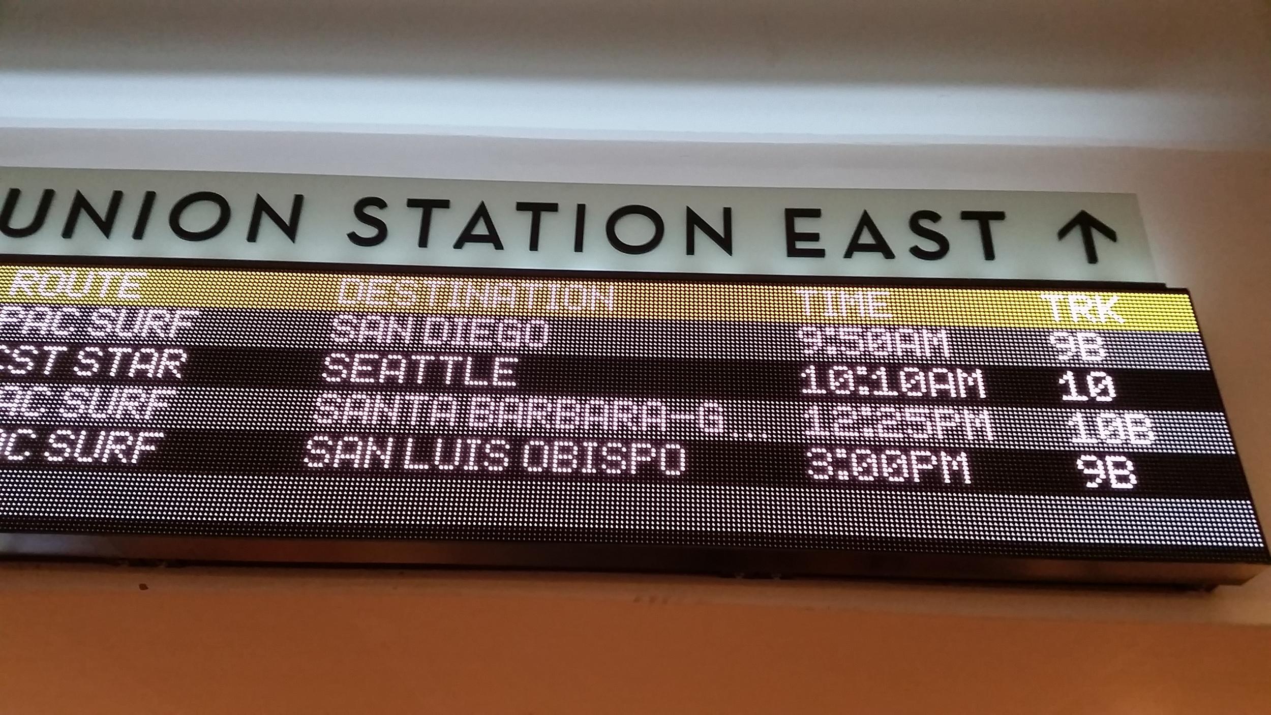 Next Stop, San Diego Comic Con
