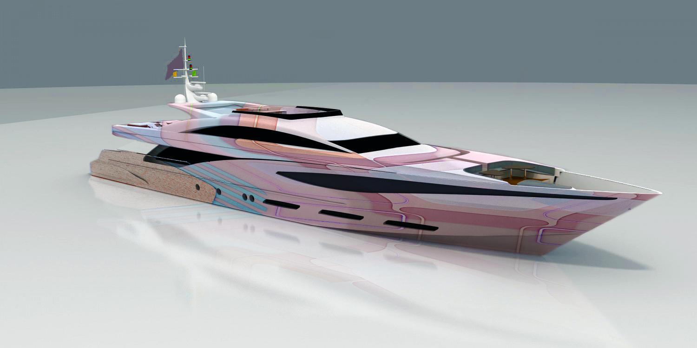 NEDSHIP 45m Sport Cruiser