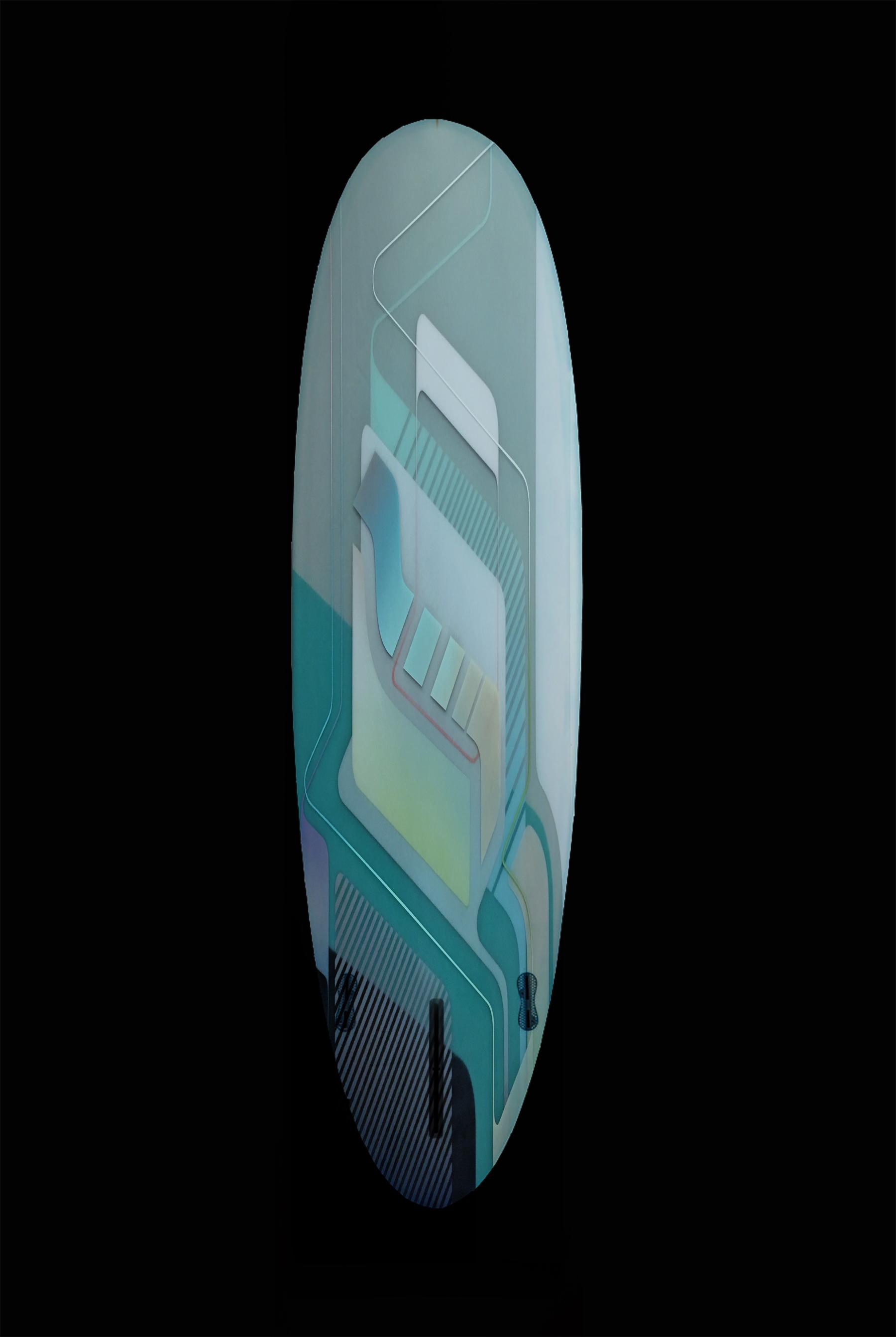 Maluku Genie 3 Fin Surfboard