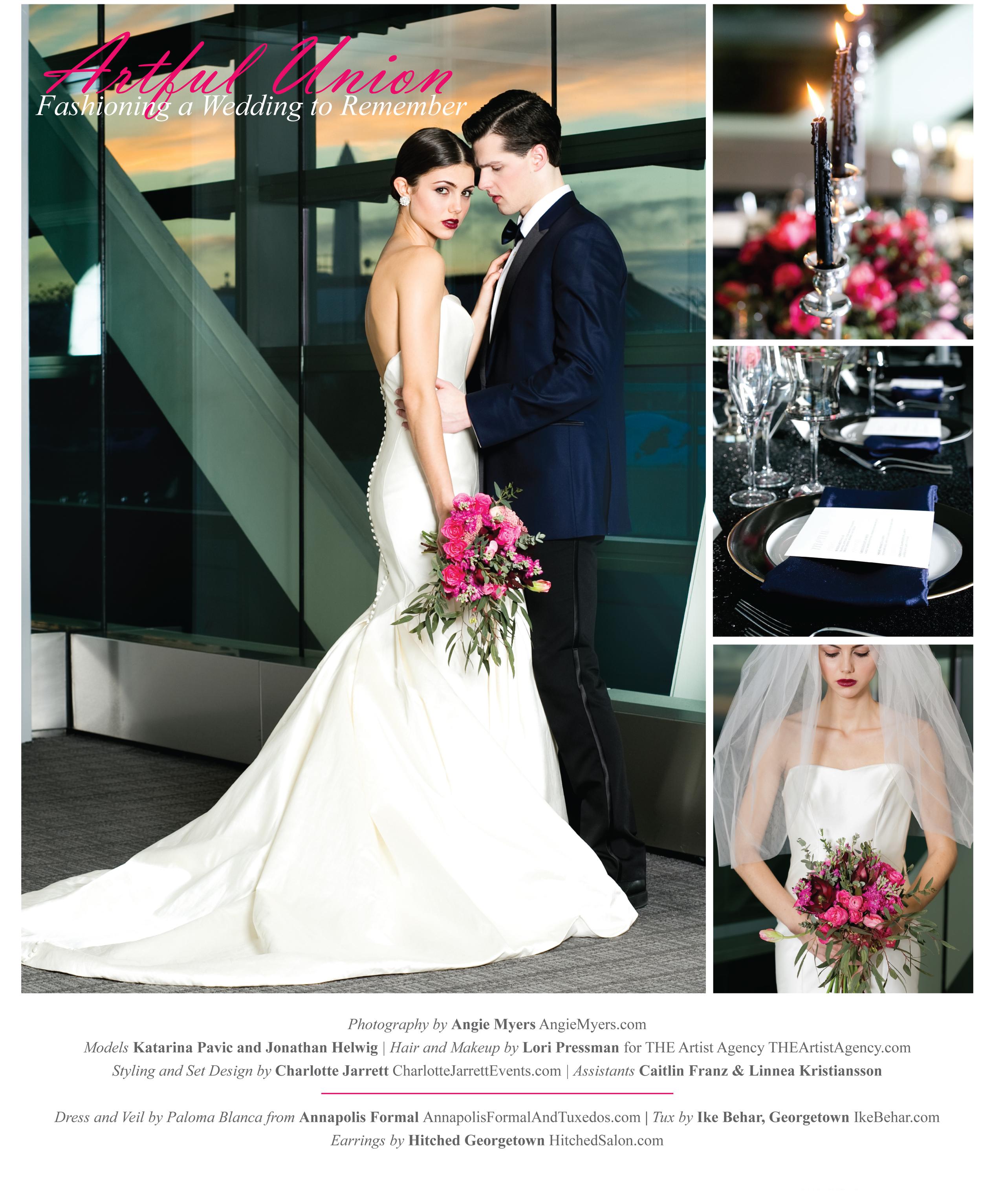 Newseum Wedding Photography
