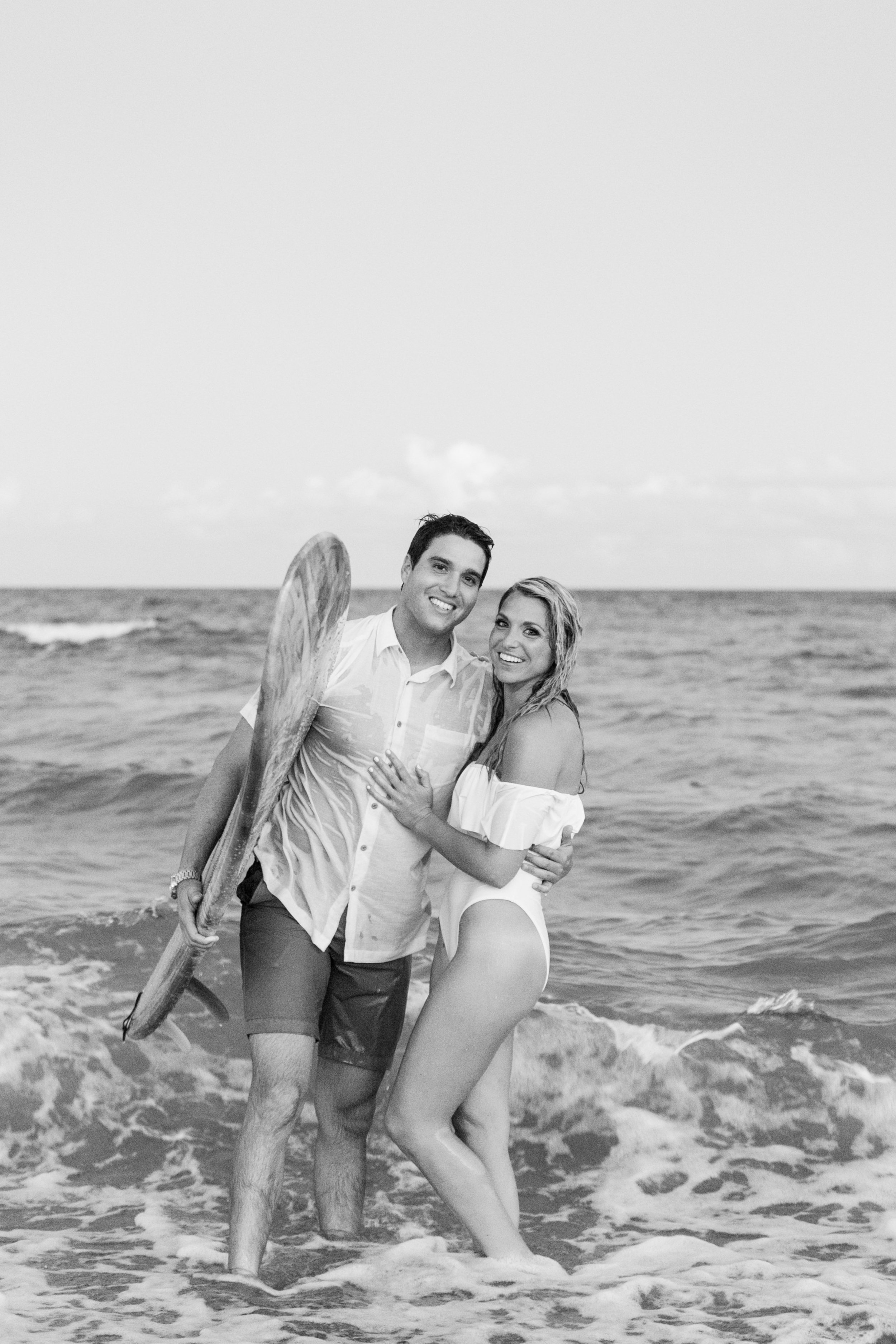 Delray Beach engagement