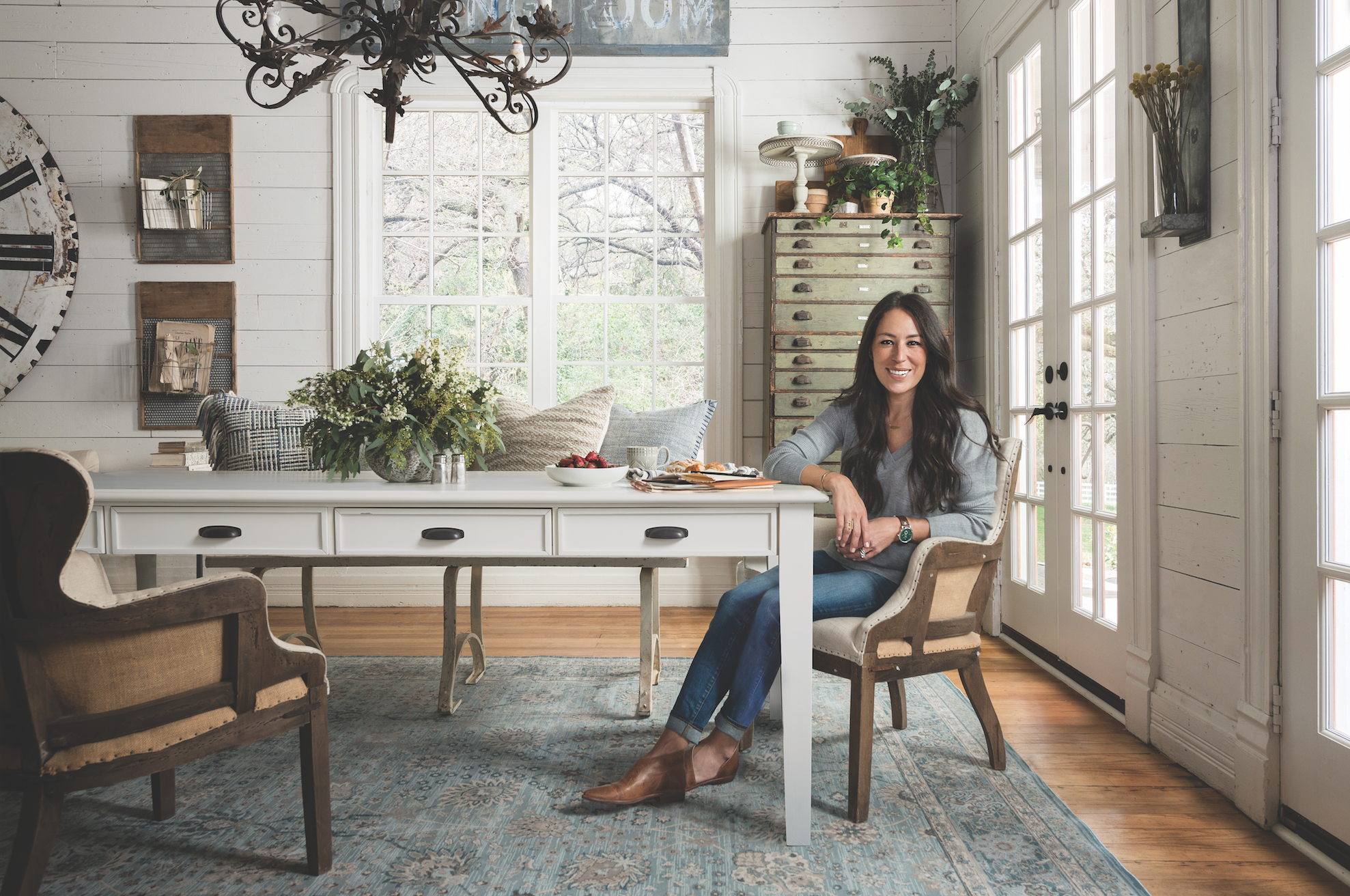 Magnolia Home by Joanna Gaines - Dining Image