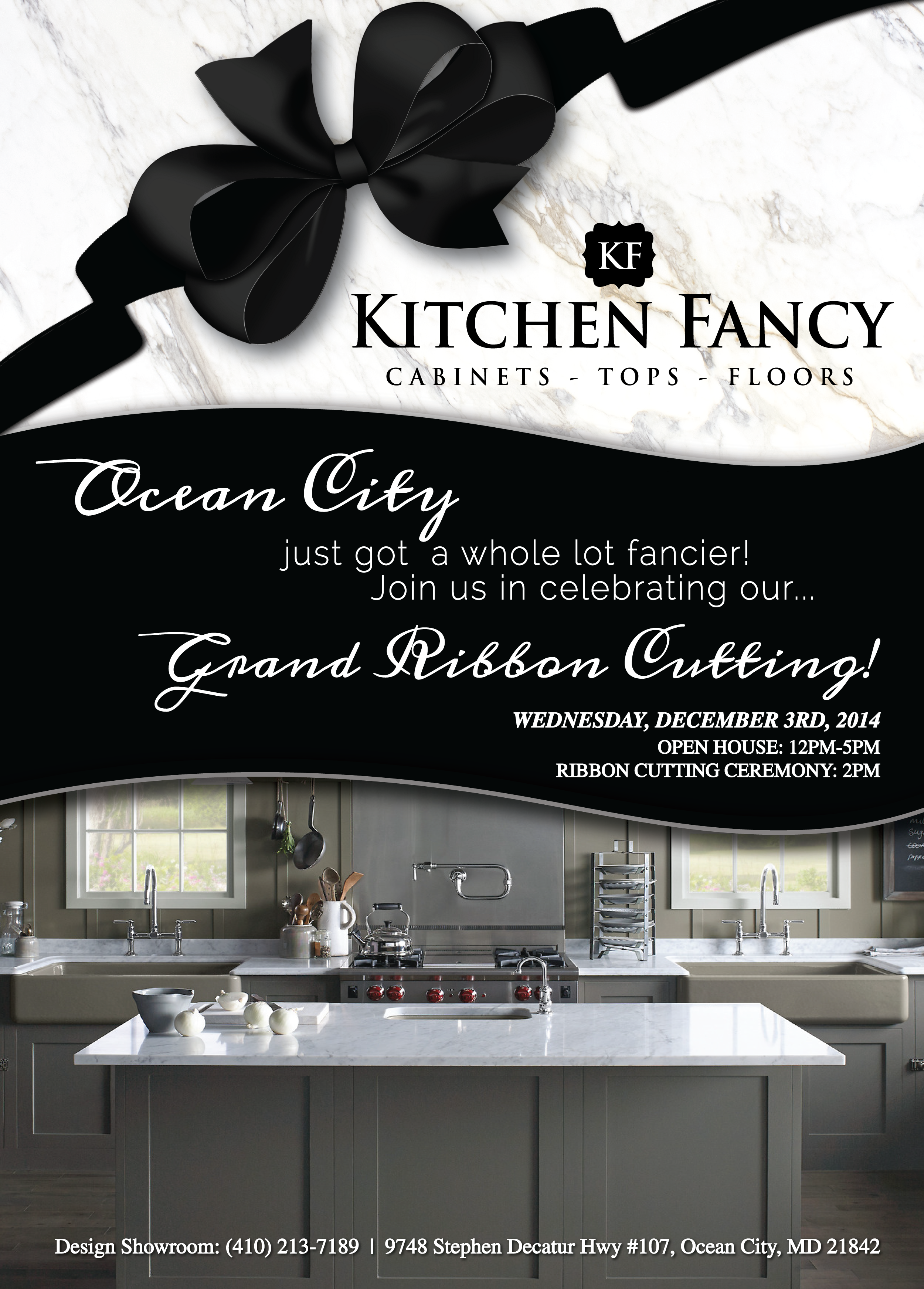 Kitchen Fancy | Kitchen & Bath Showroom | Ocean City, MD ...