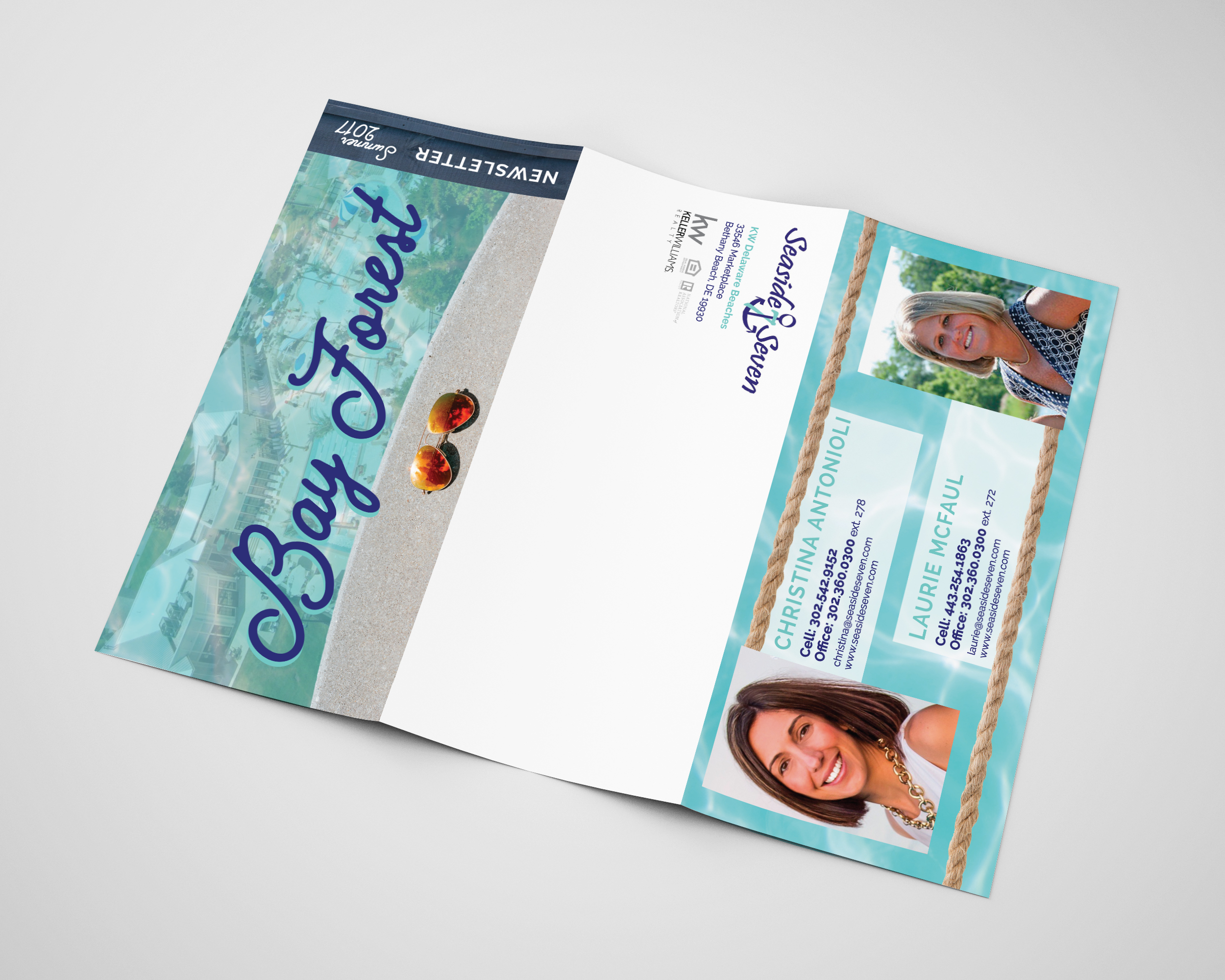 Real Estate Direct Mail Campaign | Bethany Beach, DE