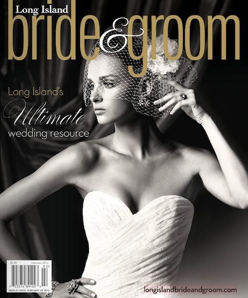 Long Island Bride and Groom Magazine, February 2012