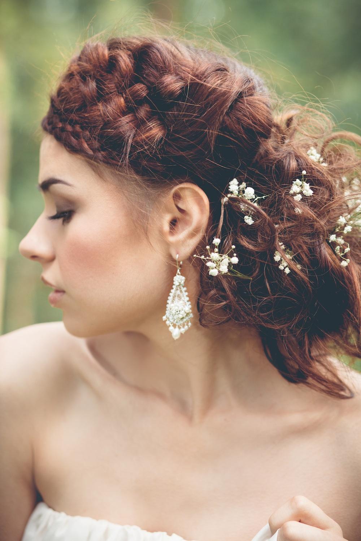 Gossamer Earrings