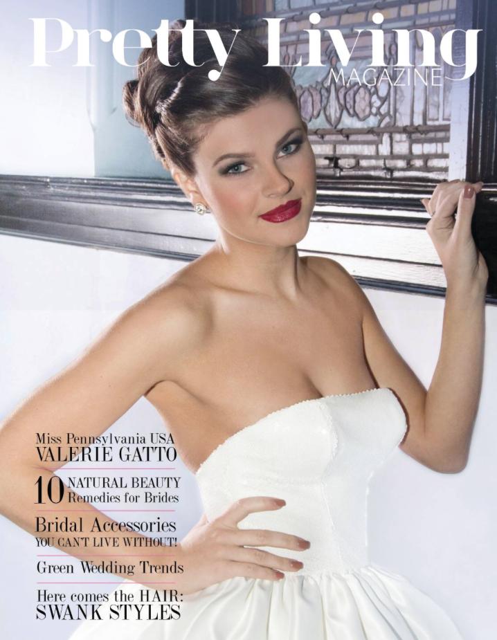 Pretty Living Magazine