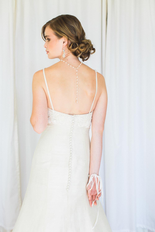 Lilliane Necklace, Victorine Earrings & Bracelet