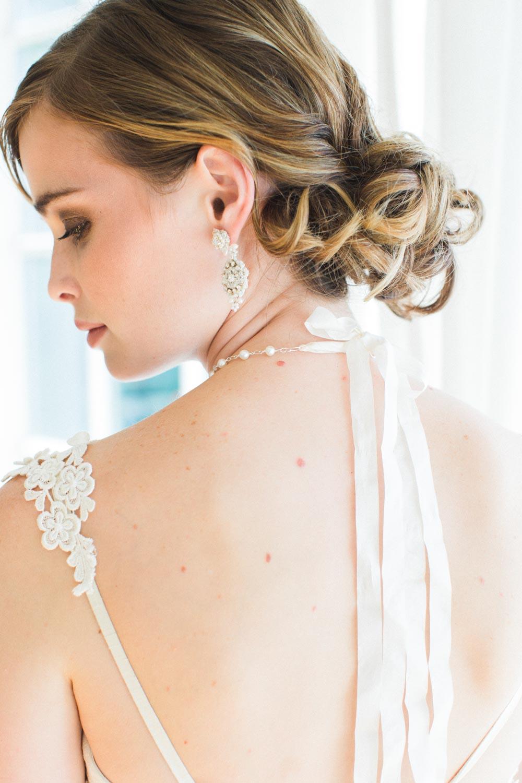 Amandine Necklace & Earrings