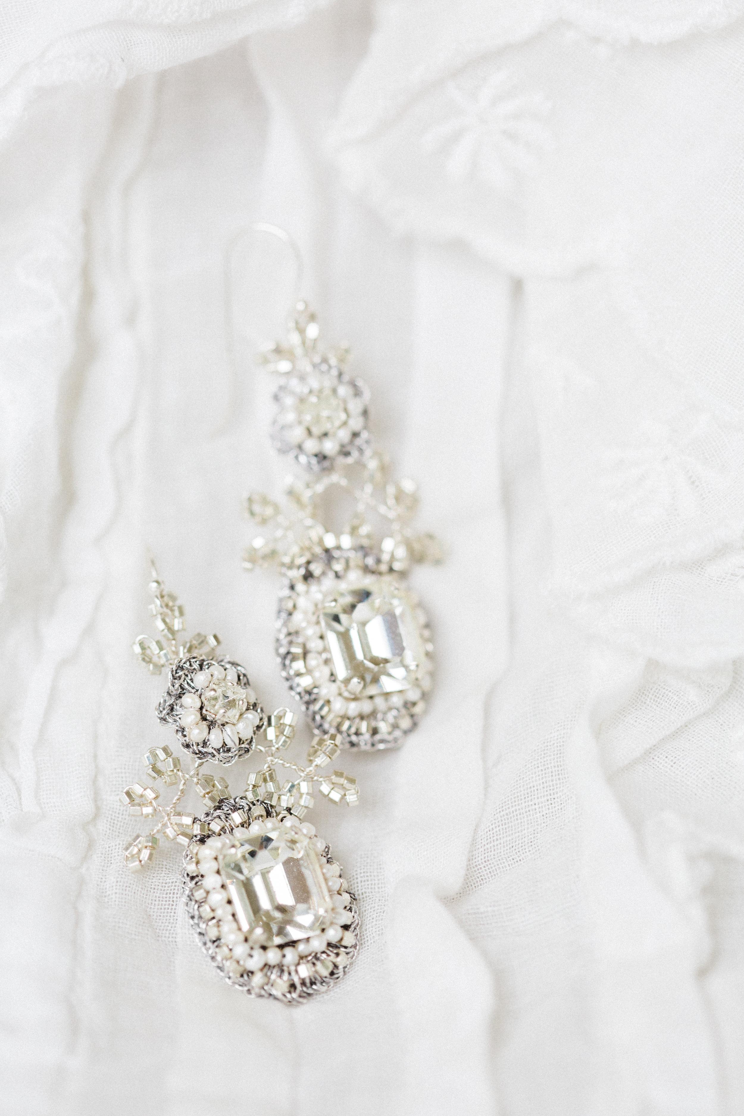 E16VIC Victorine Earrings