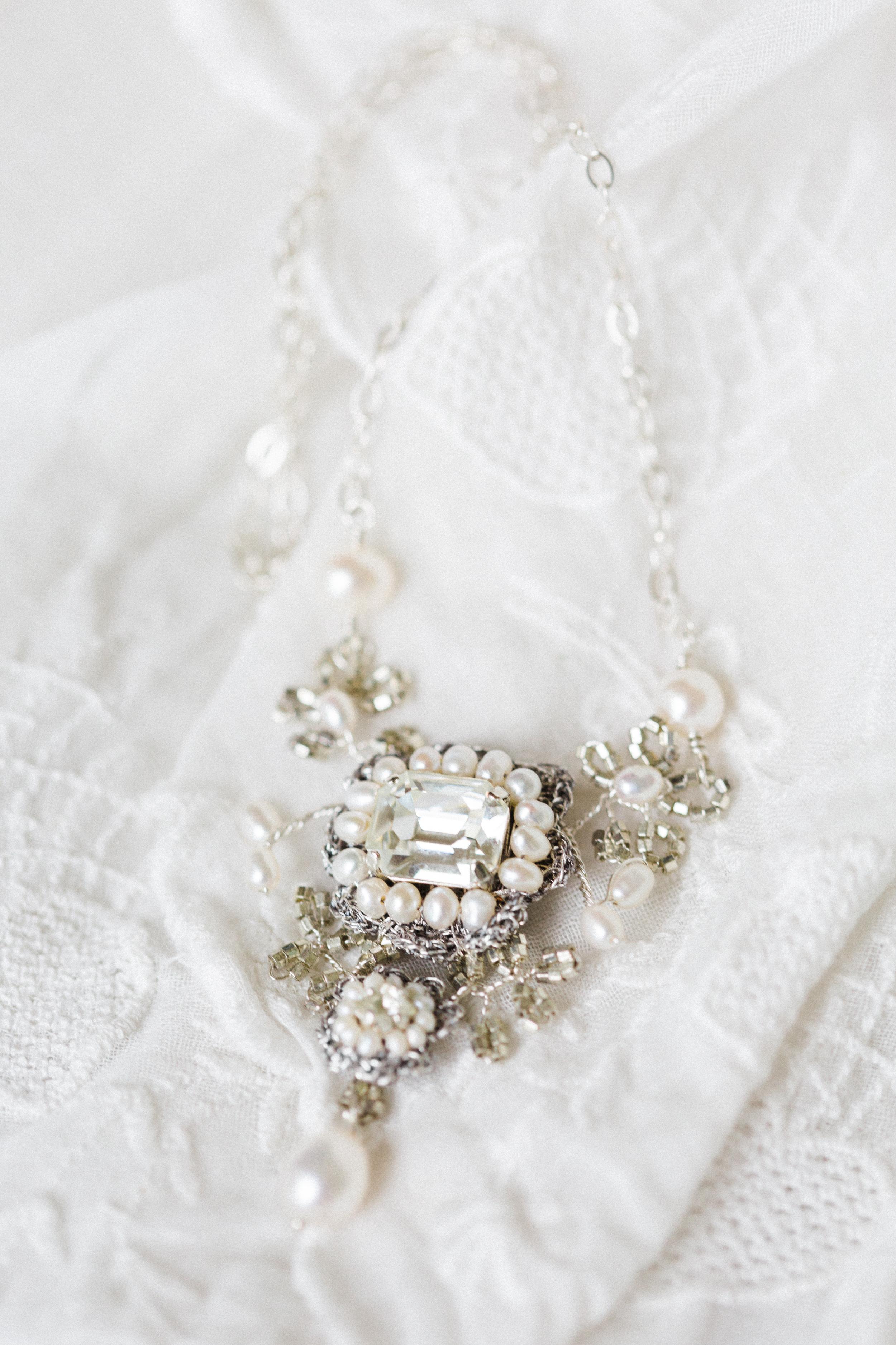 N16VIC Victorine Necklace