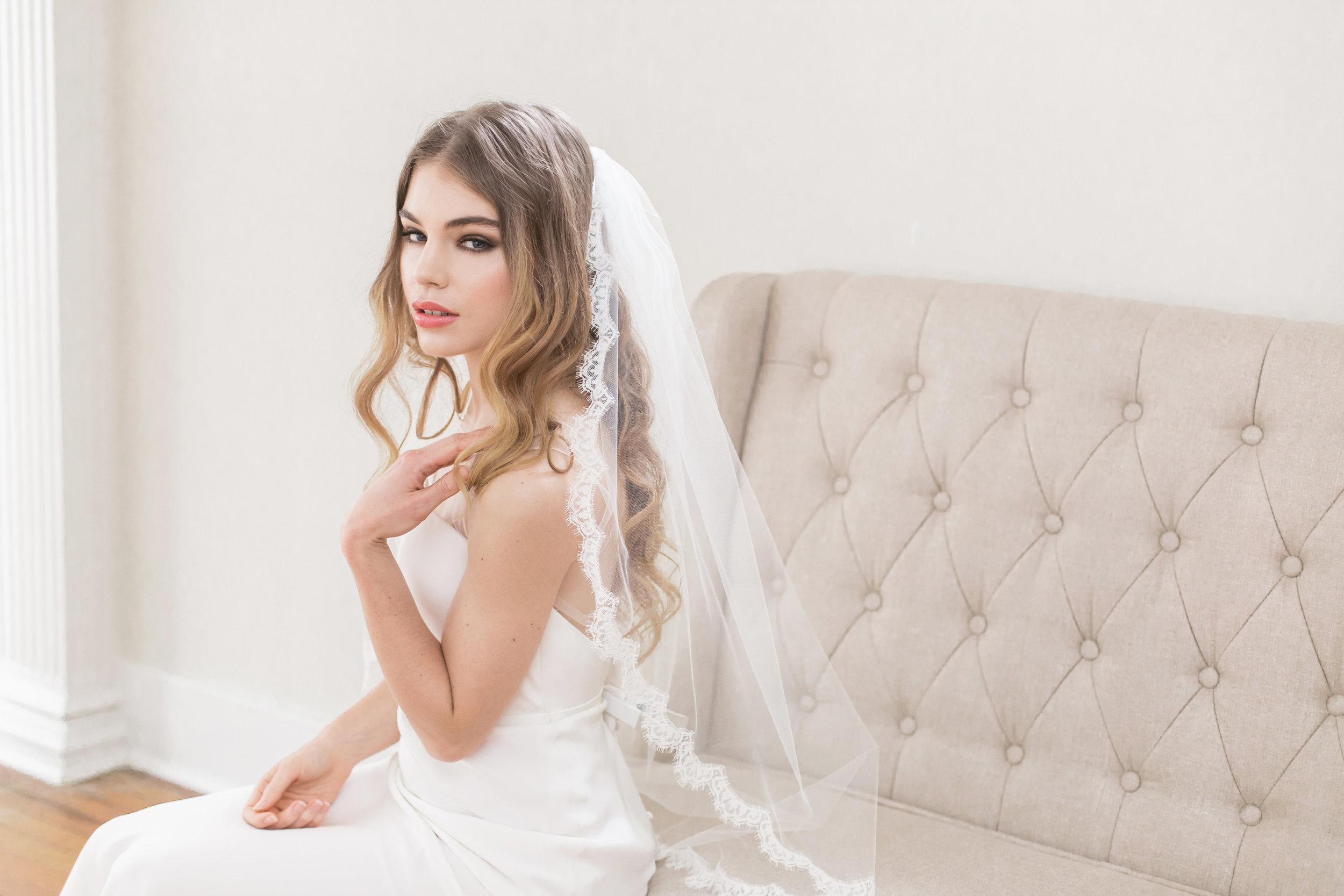 Couture Bridal Veil