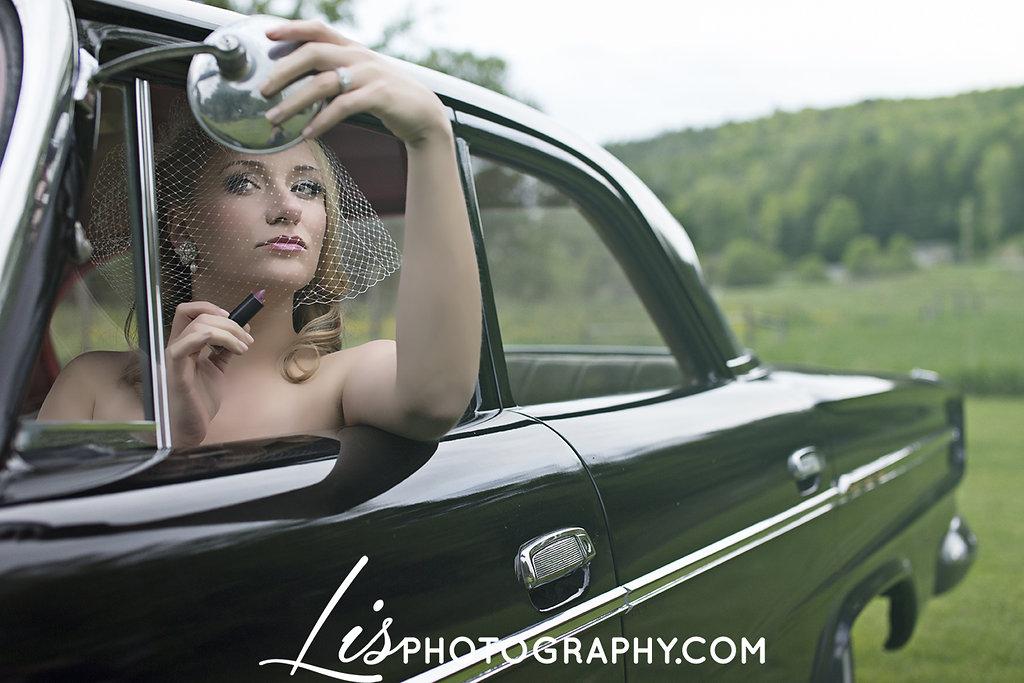 Vermont Vintage Nostalgia Bridal Shoot | Edera Bridal Jewelry