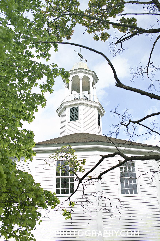 Vermont Old Round Church Wedding | Edera Jewelry Blog