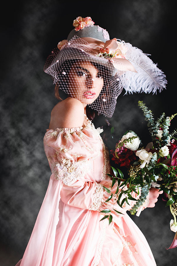Old Russia Bridal Fashion Inspiration | Edera Jewelry Blog