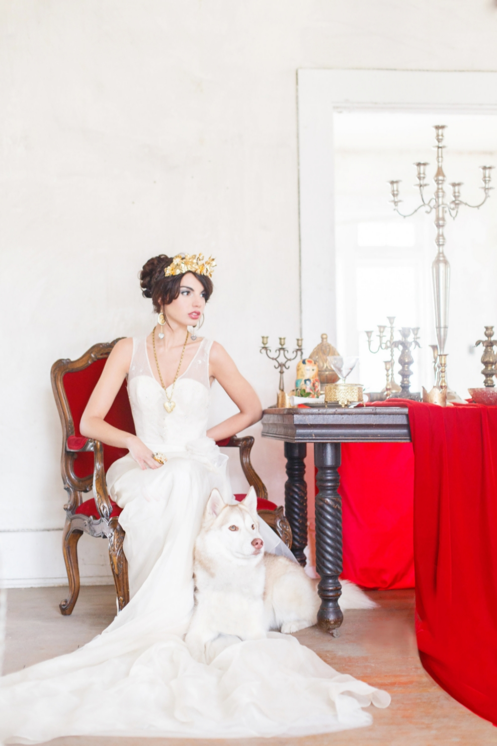 Old Russia, Vintage Wedding Inspiration | Edera Jewelry Blog
