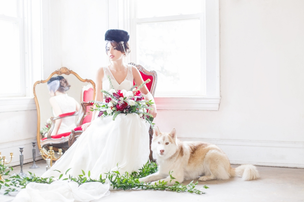 Russian, Dr. Zhivago Wedding Inspiration | Edera Jewelry Blog