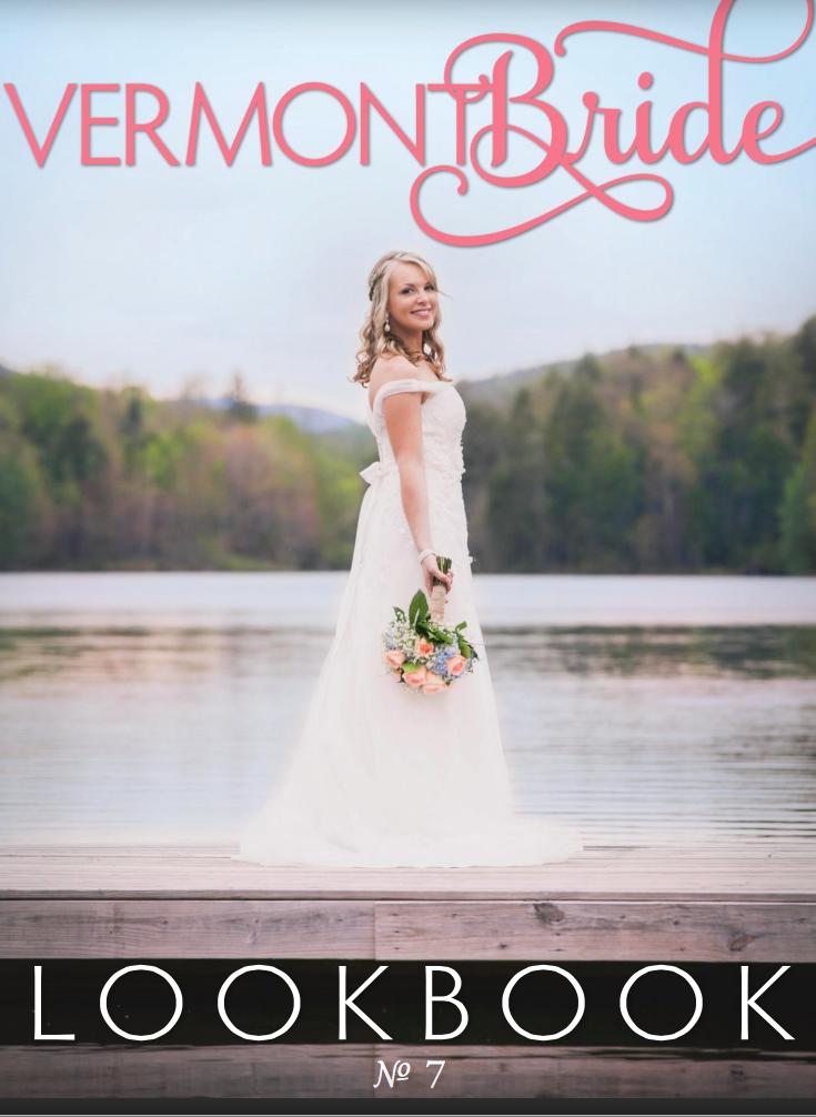 Vermont Bride Look Book no. 7
