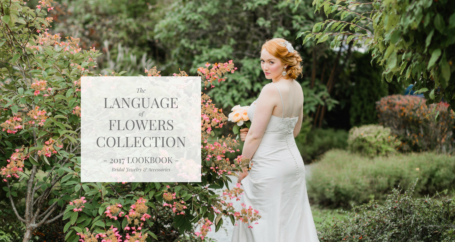 Language of Flowers Collection Look Book