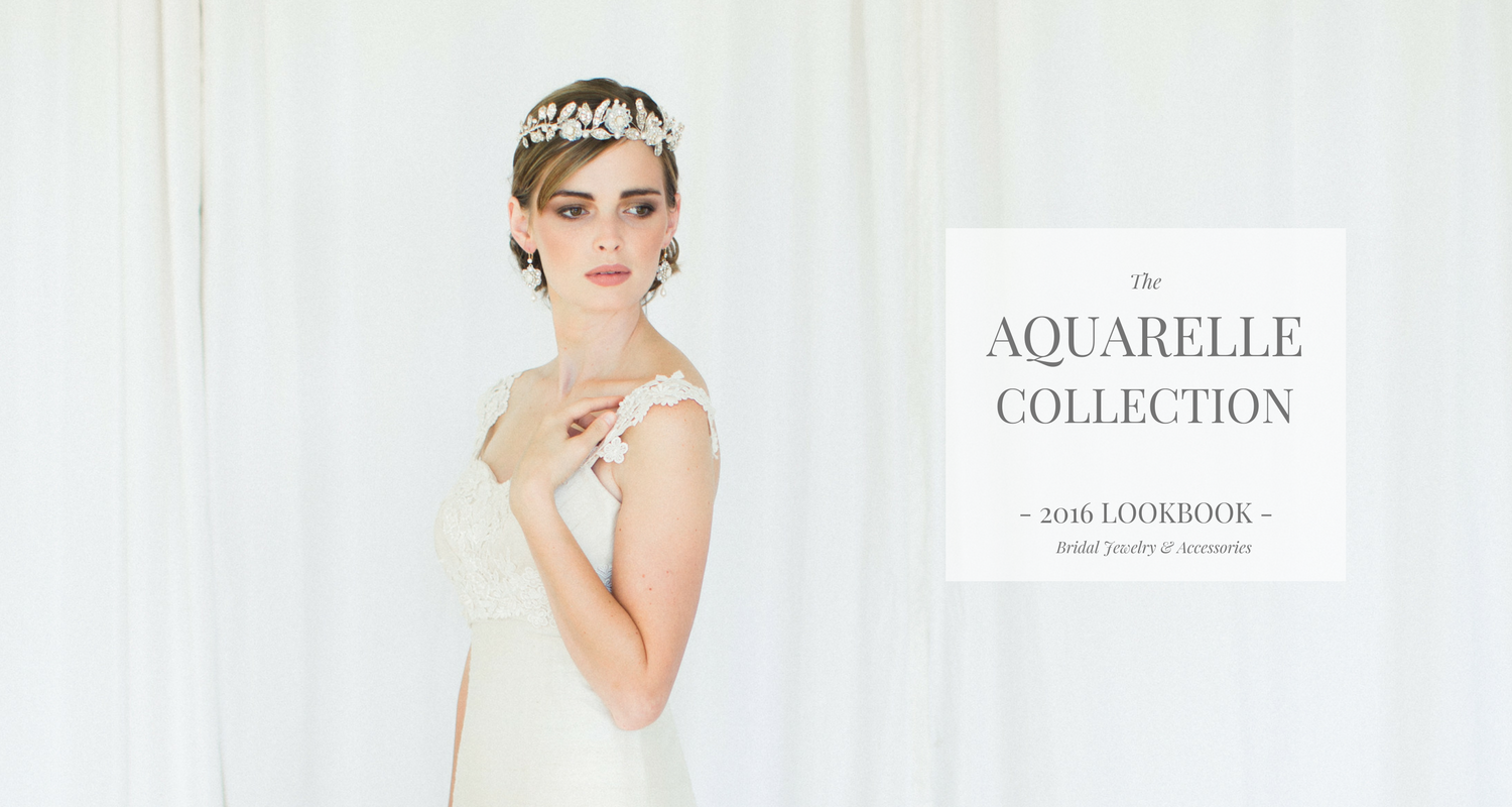 Aquarelle 2016 Collection Look Book