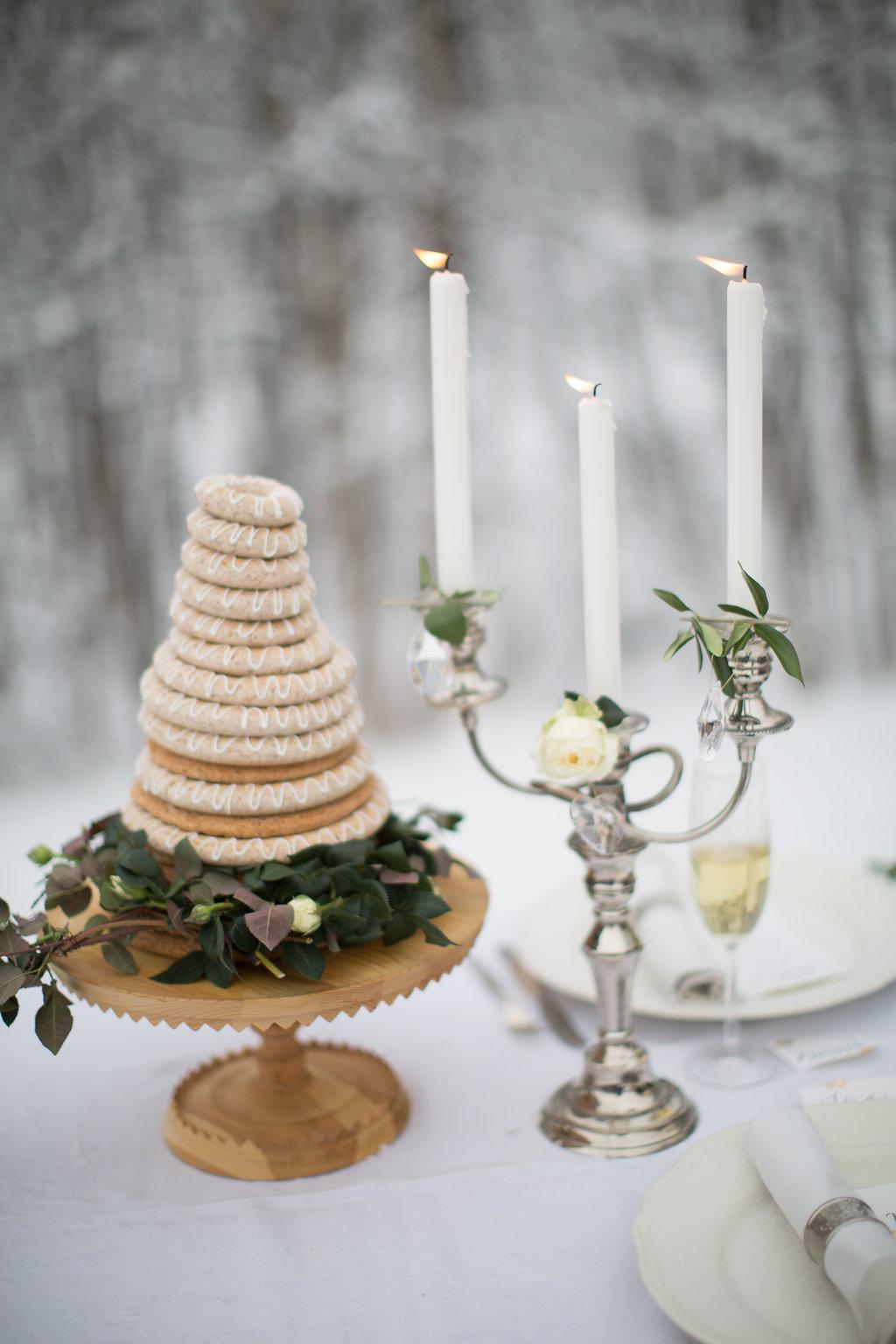 Edera Jewelry Blog | Fairy Tale Winter Wedding Ideas