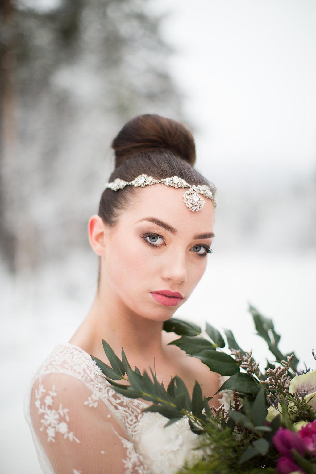 Edera Jewelry Blog | Bridal Headchain Headpiece