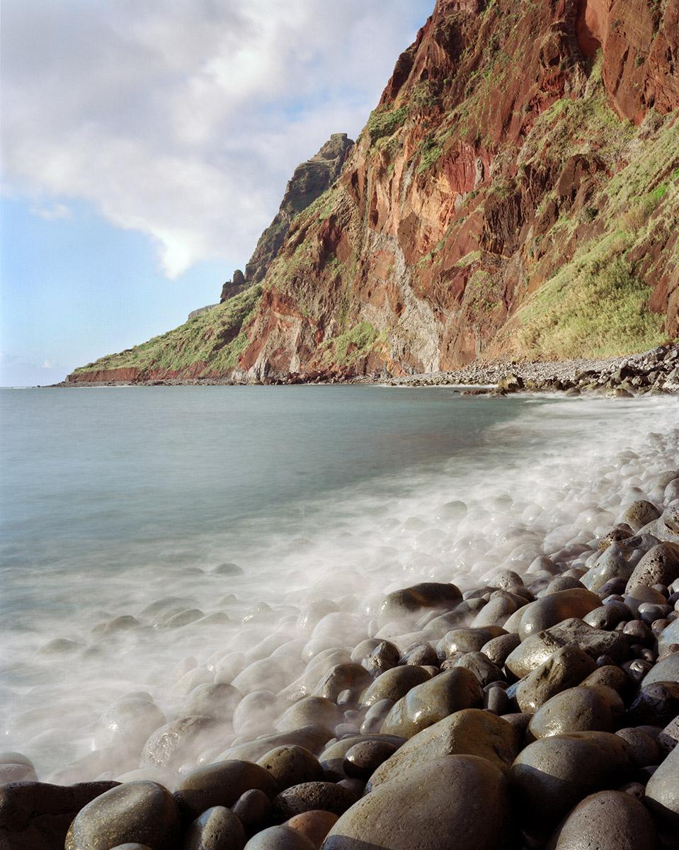 dinosaur egg beach, Madeira