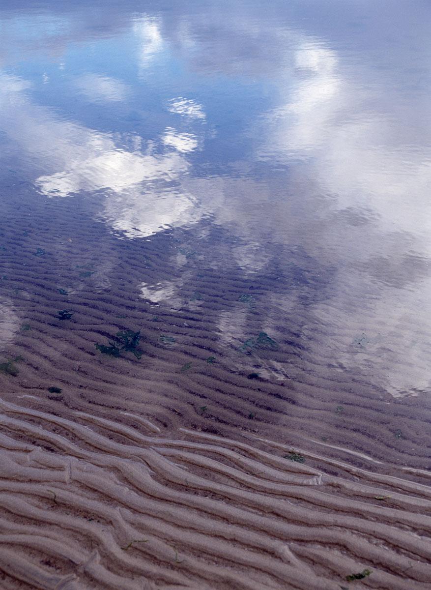 lagoon reflection, Oregon