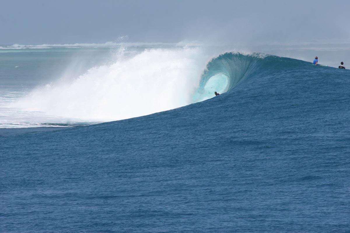 sub-sea level, NoKandui