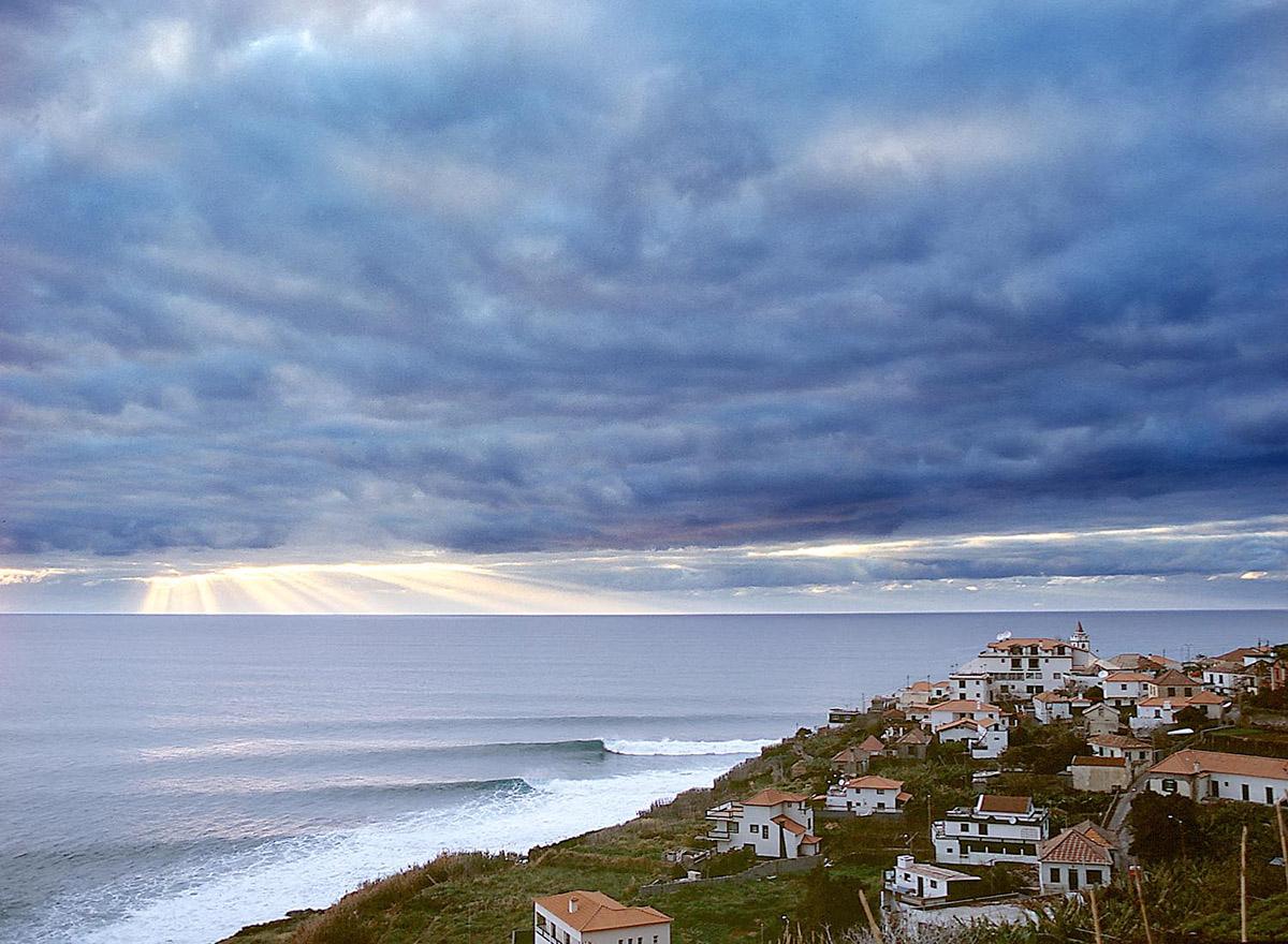cloudy day, Jardim do Mar