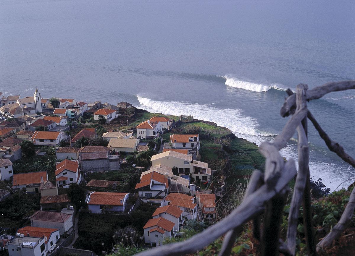 Jardim do Mar from the trail