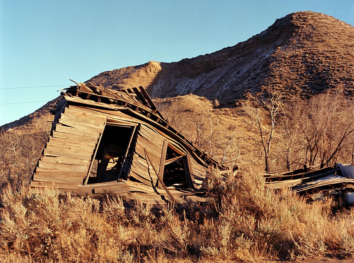 twisted house, Nevada