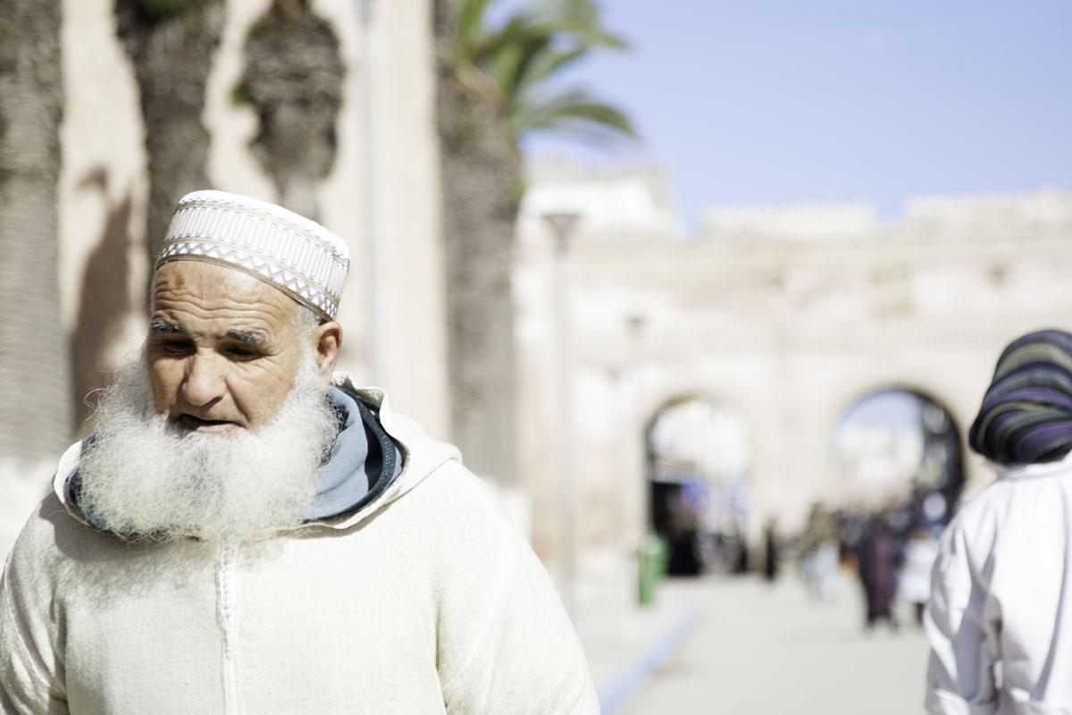 street scene, Morocco