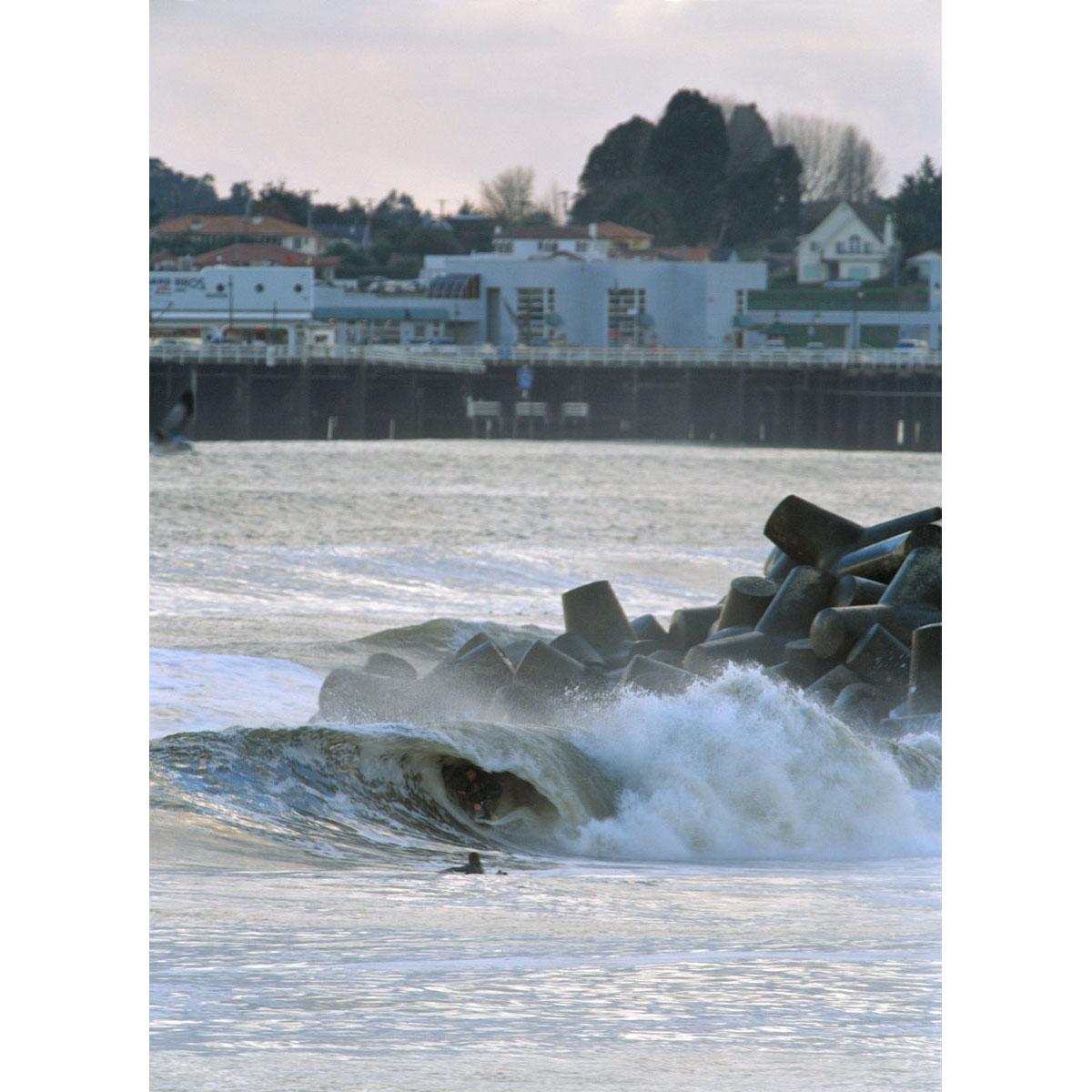 Josh Mulcoy, Santa Cruz Harbor