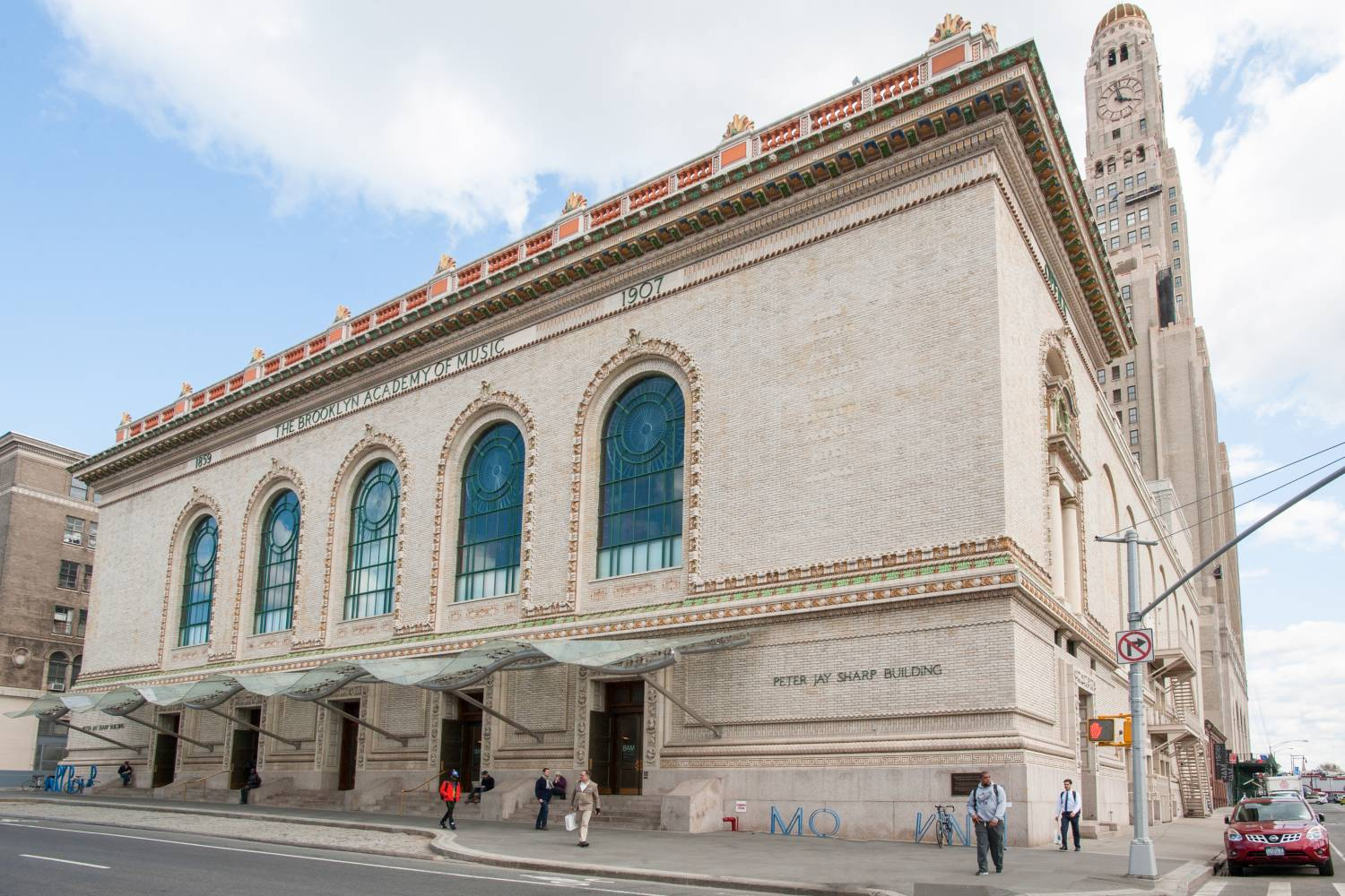 Brooklyn Academy of Music [BAM]