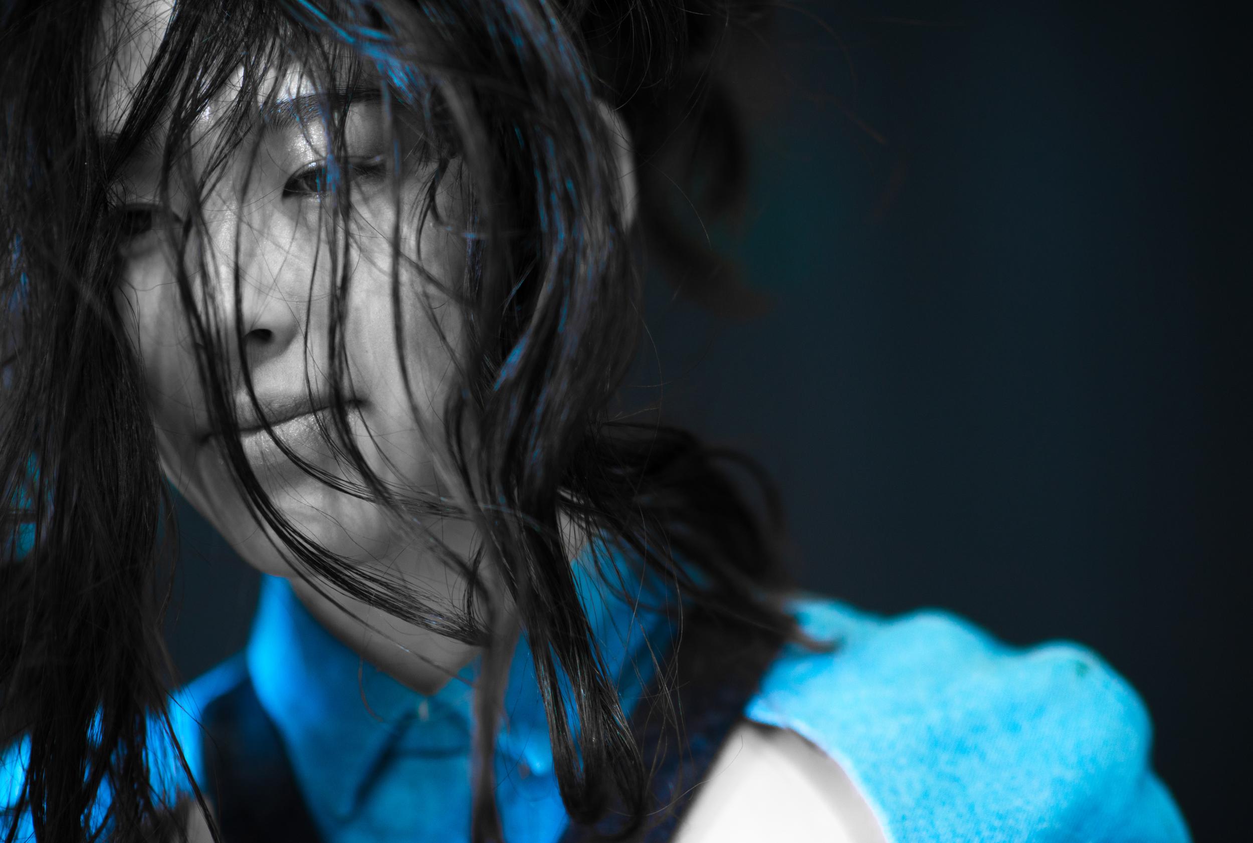 DEMIN Model: Trina Ng Hair: Dacia Carrol | Umbrella Salon  Photography: Khiem Hoang