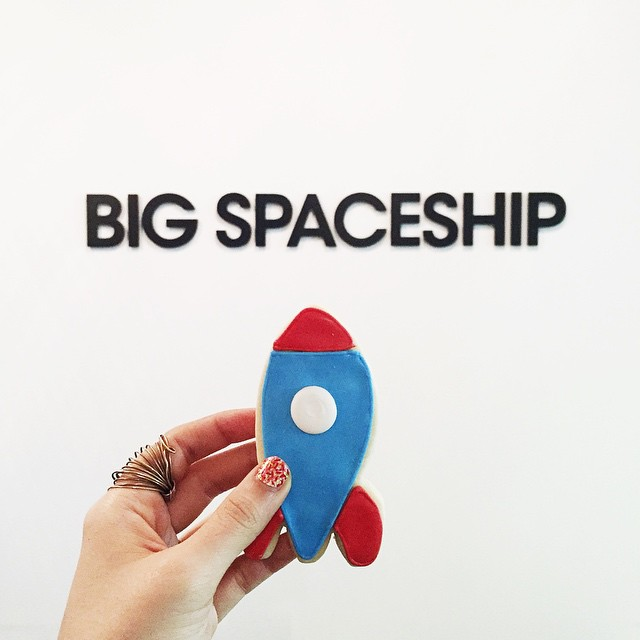 You can find me at Big Spaceship