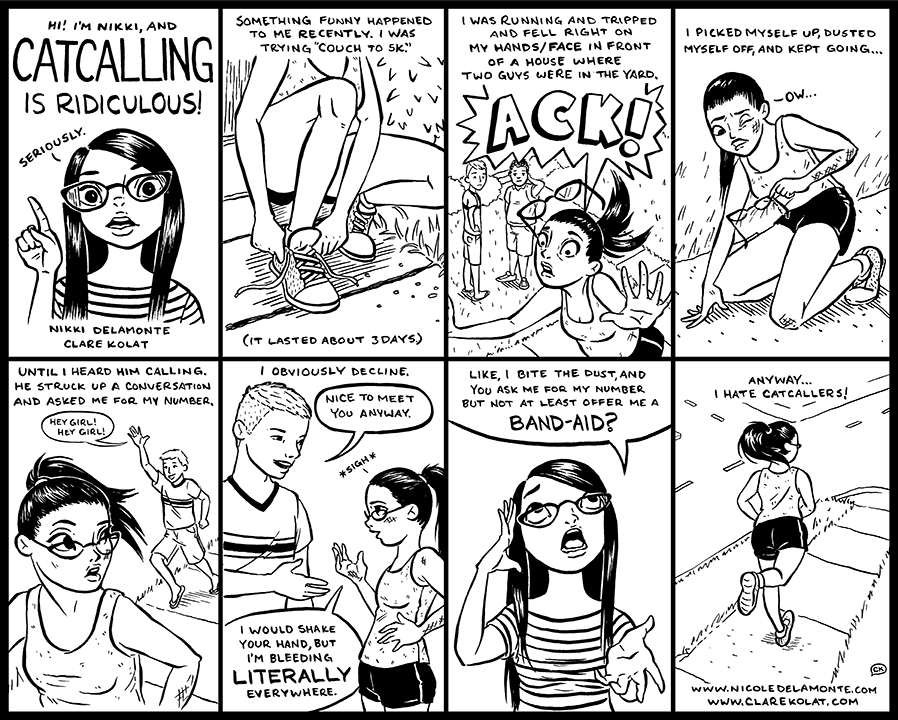 Catcalling is Ridiculous!