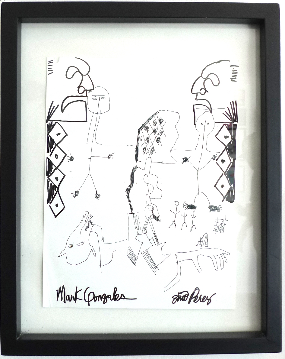 Mark Gonzales / Gino Perez, Sold