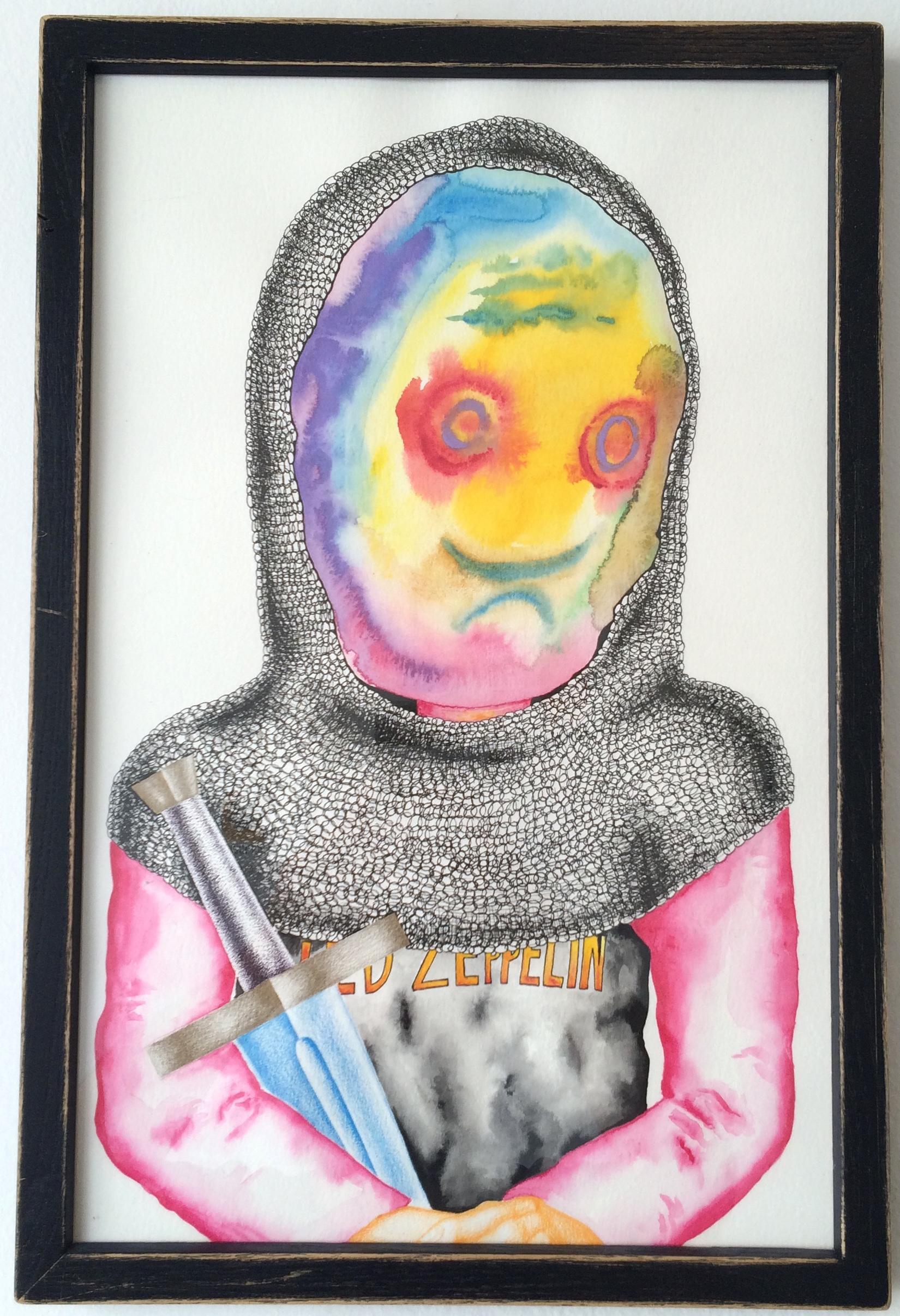 Matt Borgia / $200 / Sold