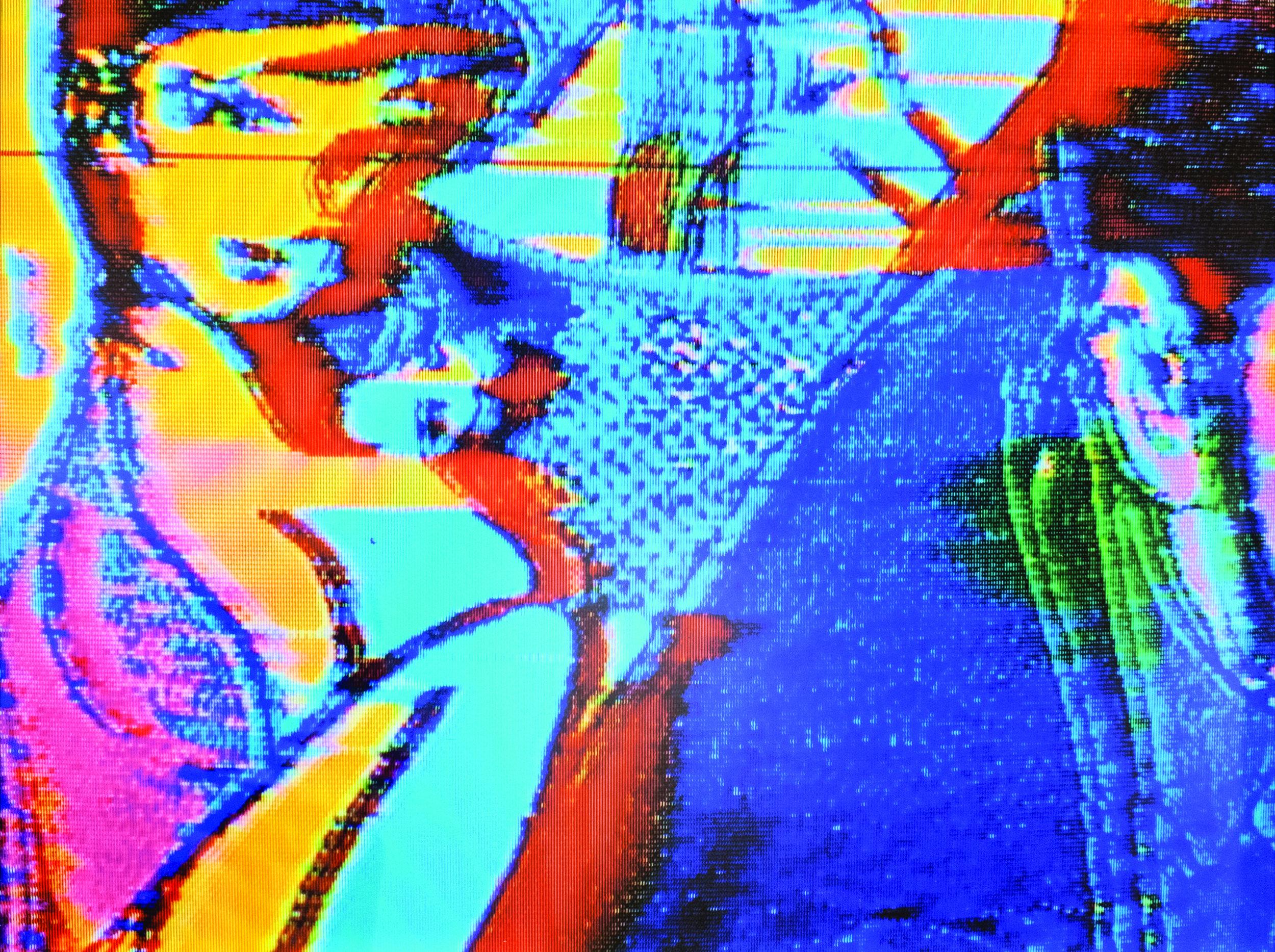 Bryan Peterson // Love Heist // 2018 // Digital Print // 9 x 12 inches
