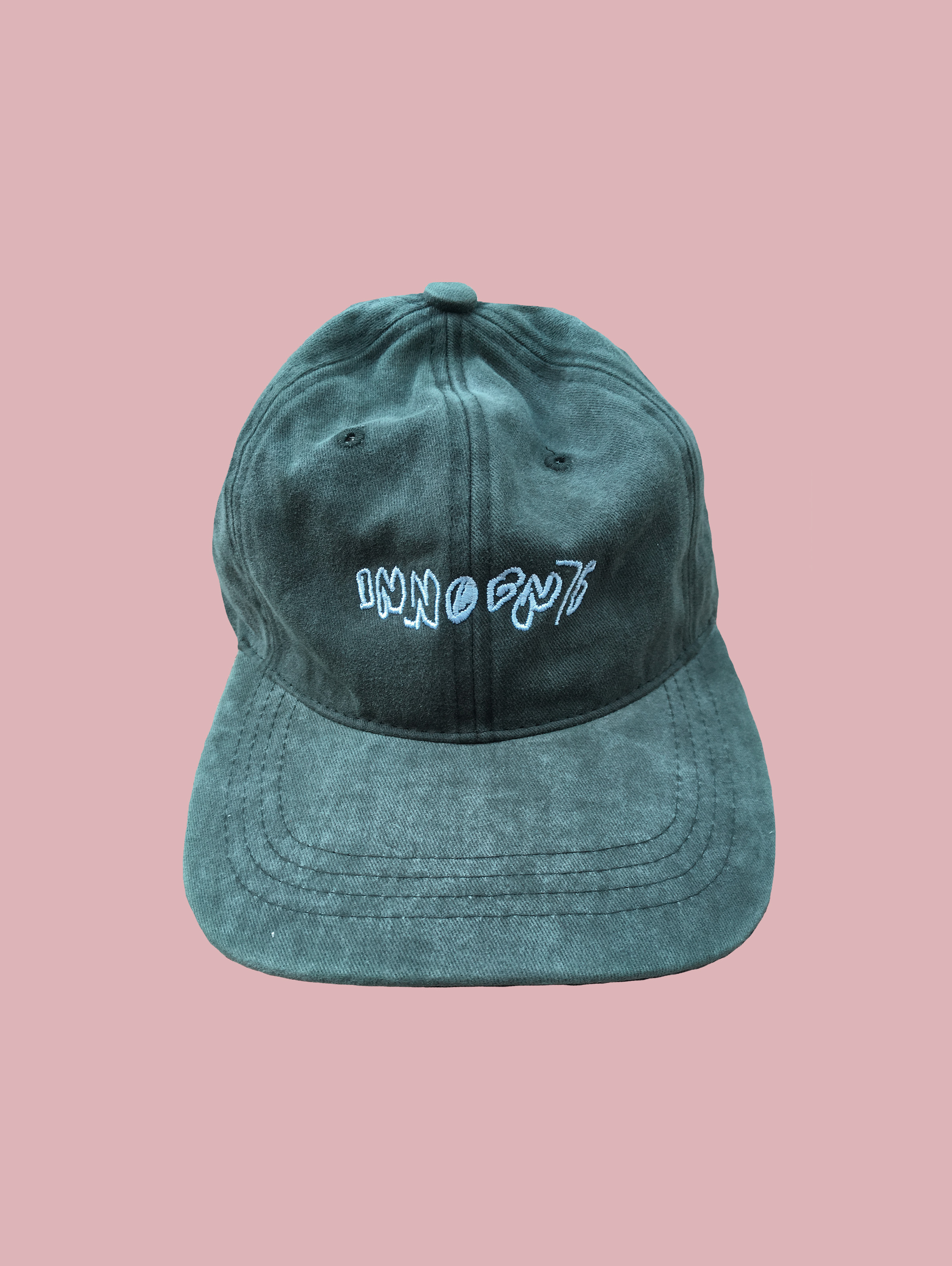 Scribble Font Dad Hat_Web (Faded Green).jpg