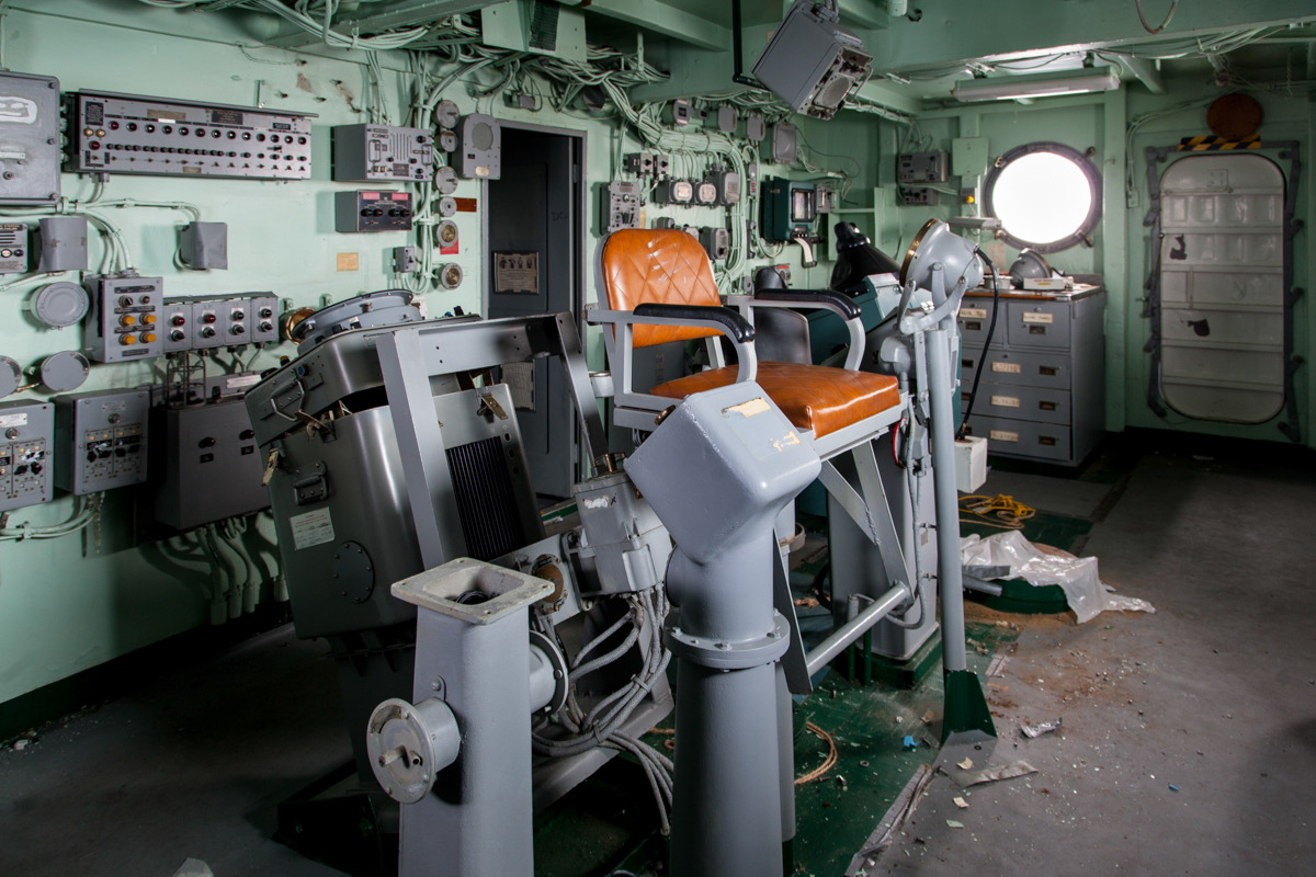 USS Mispillion, replenishment oiler   Comissioned: 1945 Transfered to SBRF: 1974, dismantled and recycled in 2012