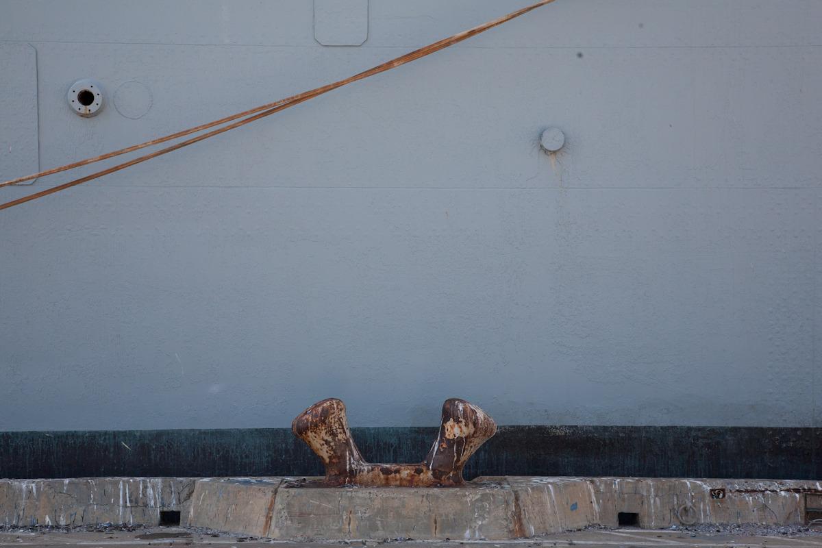 October 2011   |  Port of Richmond  |  Richmond, California