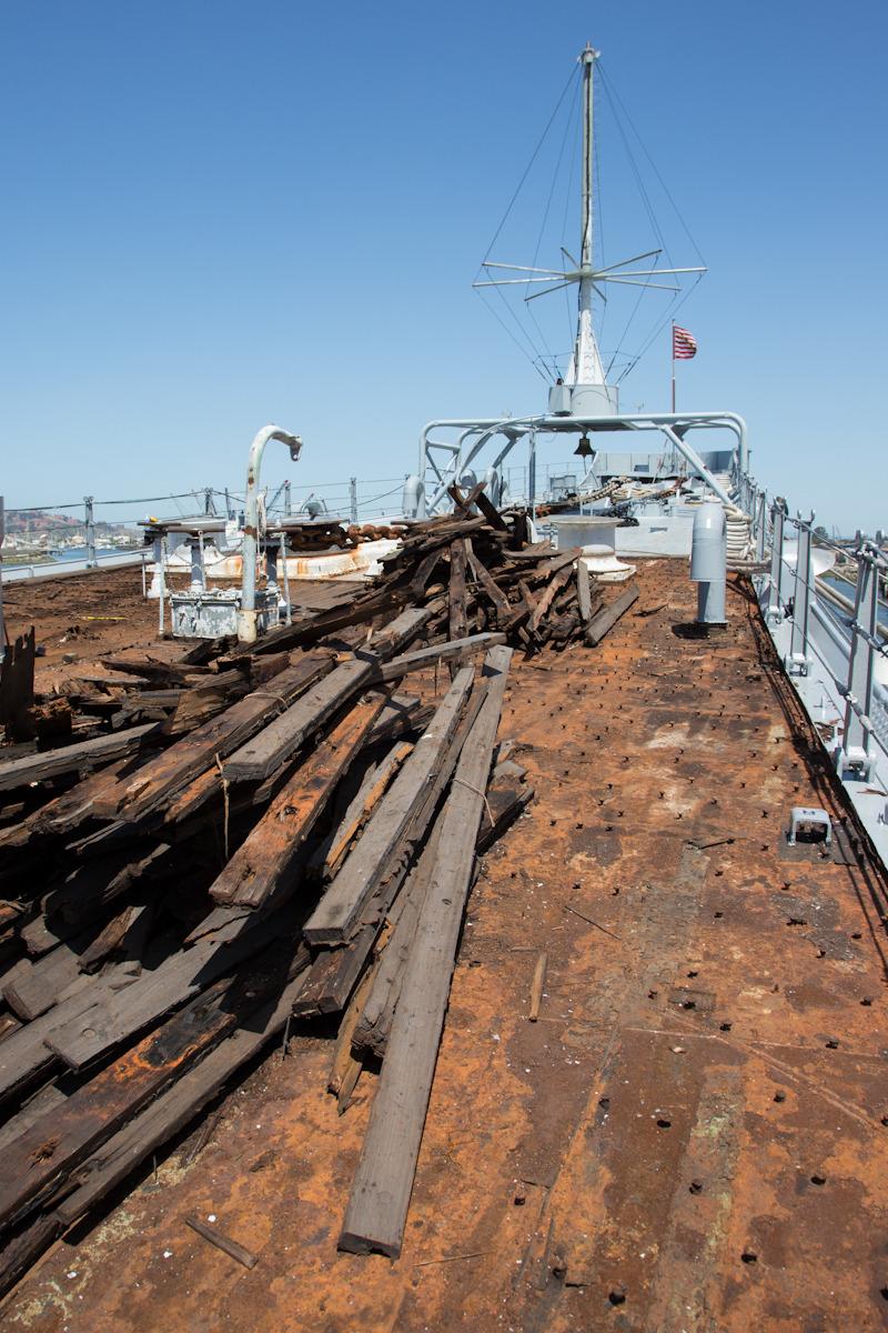April 2012   |  Port of Richmond  |  Richmond, California